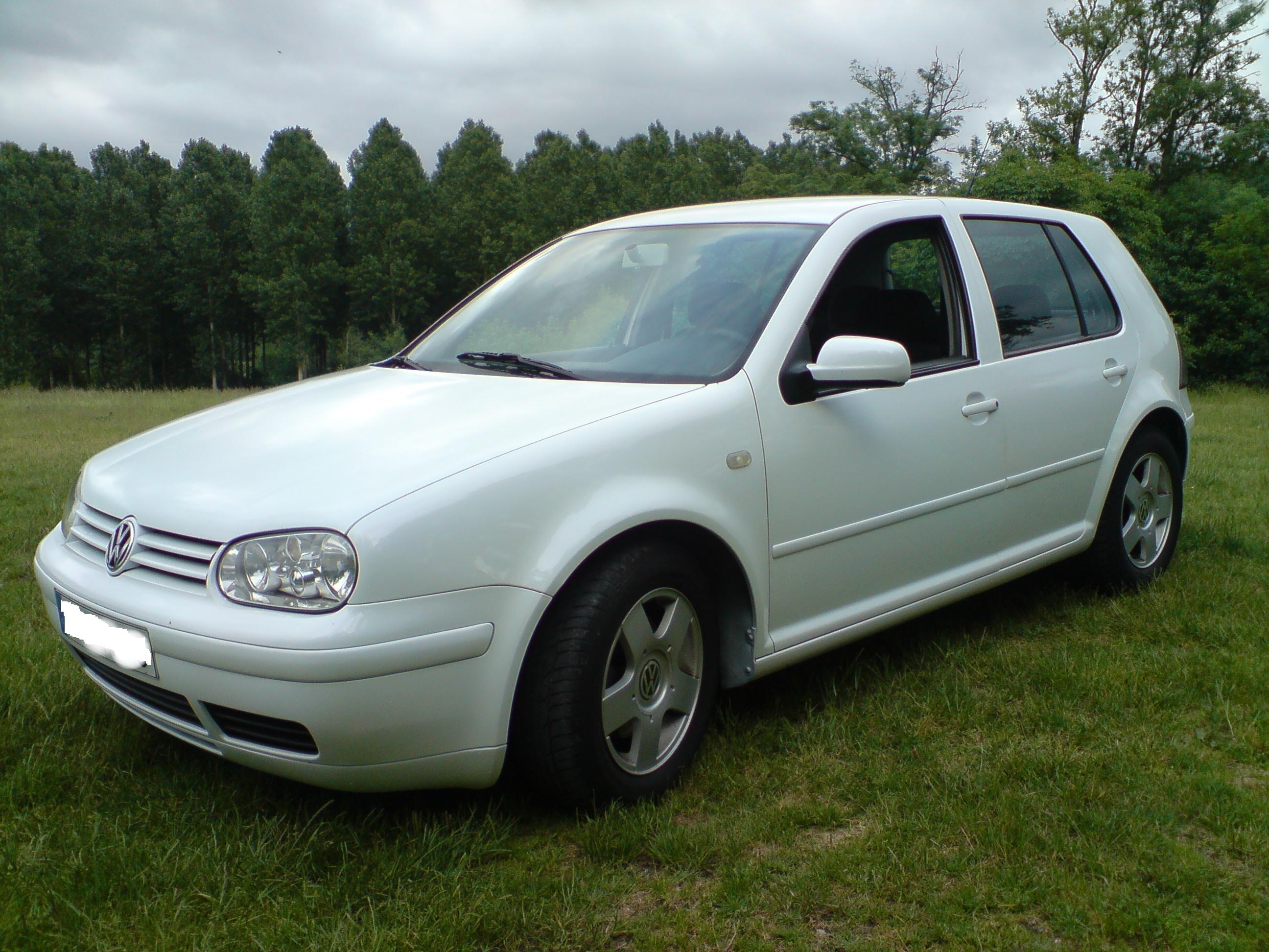 golf iv tdi 110 blanche de newstyll   garage des golf iv