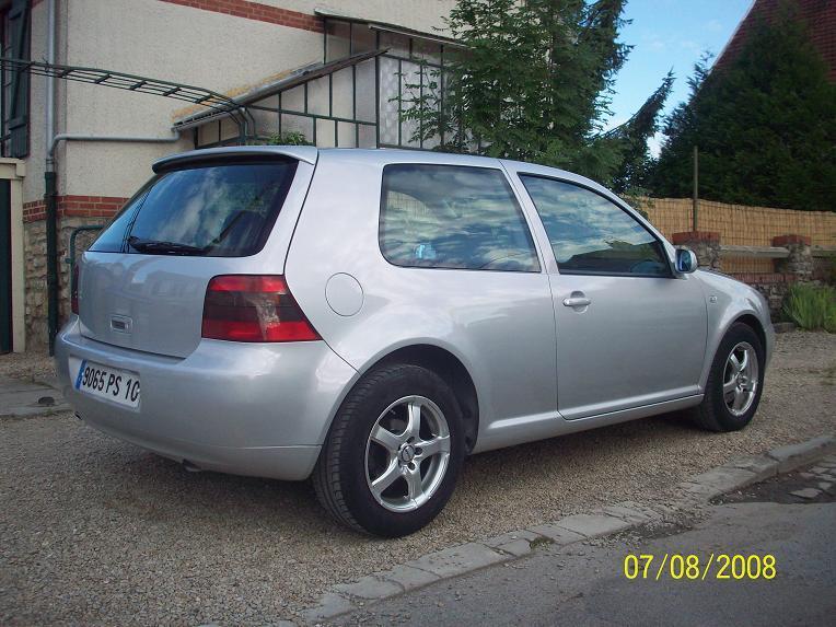 Golf iv tdi 90 39 config garage des golf iv tdi 90 for Garage rose volkswagen fontainebleau samoreau