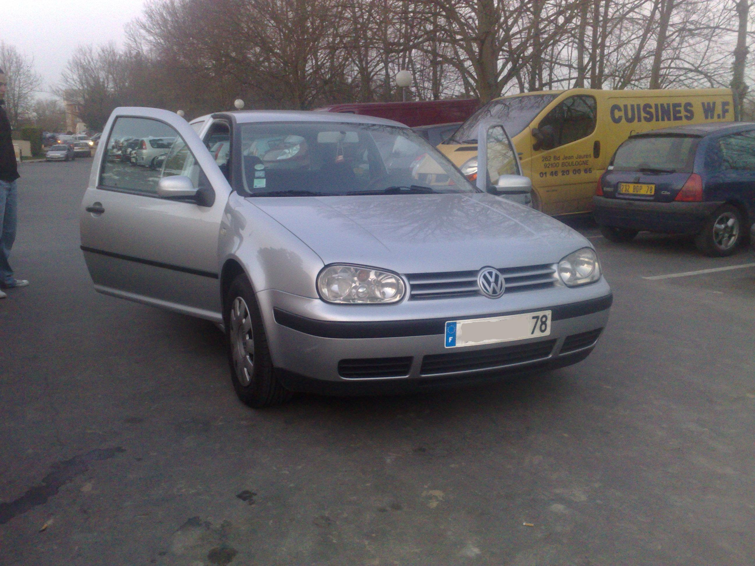Golf iv tdi 110 de m d m x7827 garage des golf iv tdi for Garage volkswagen herault