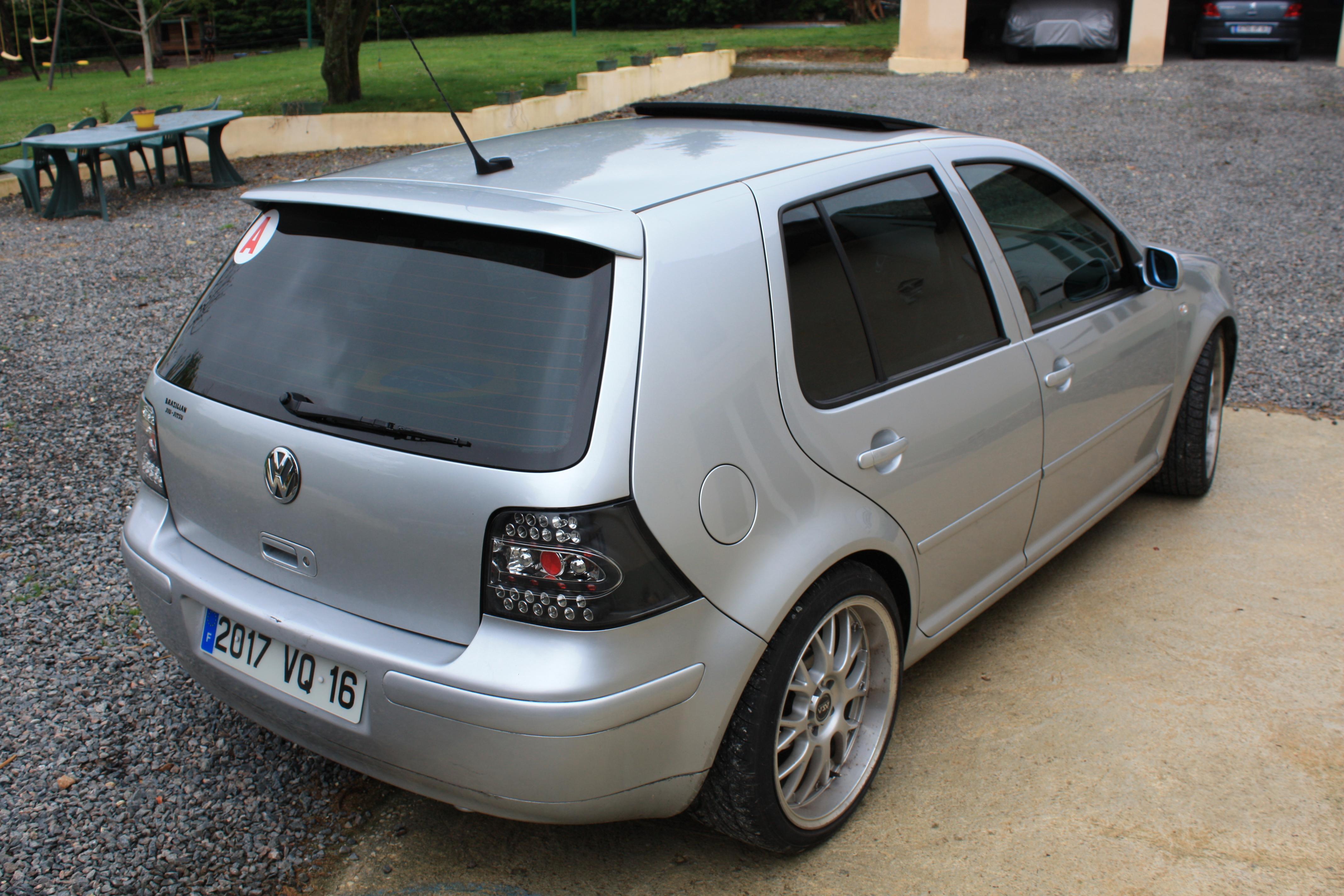 Golf iv gti tdi 150 de thales16 garage des golf iv tdi for Garage volkswagen dijon