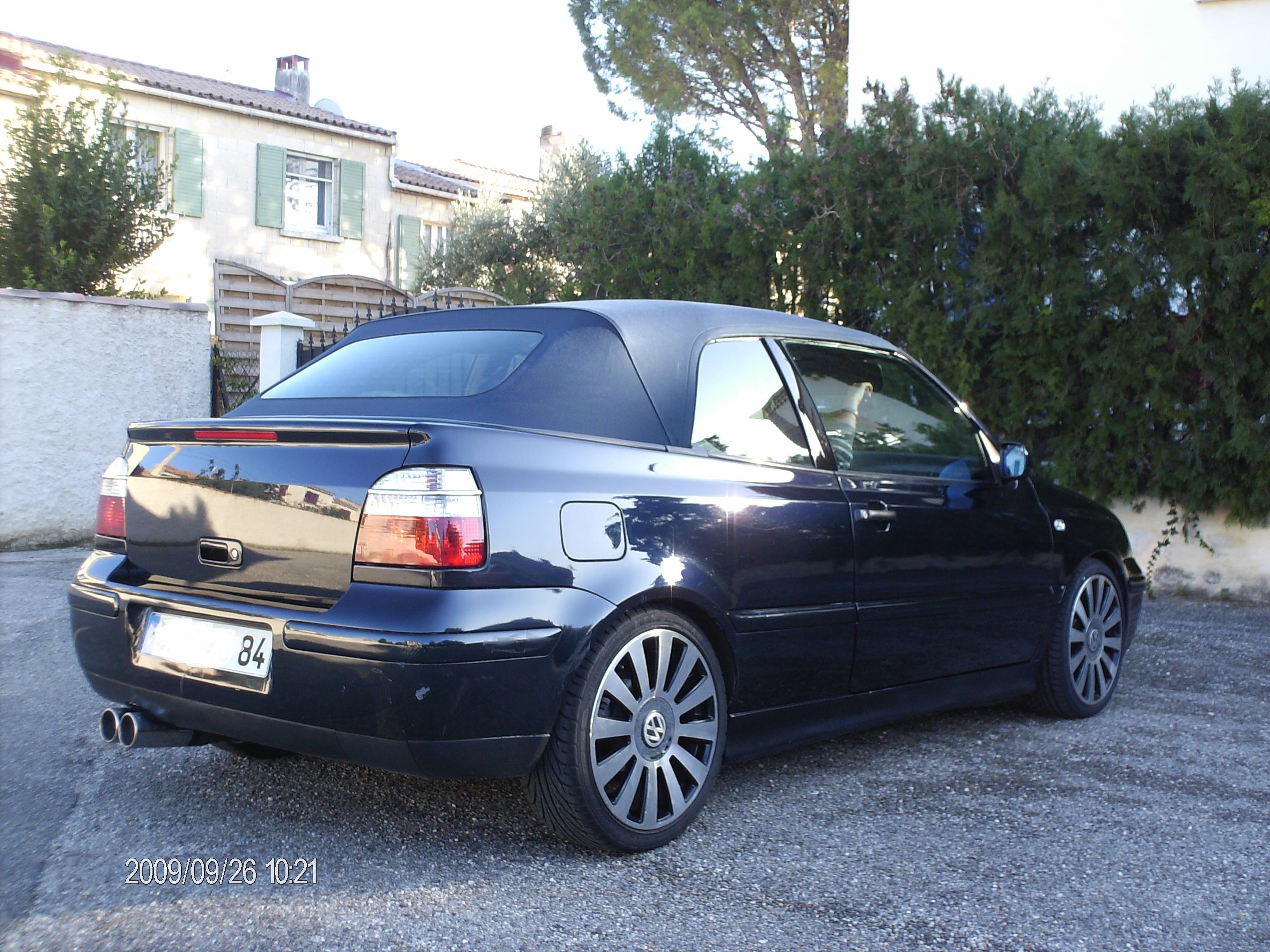 golf 4 cab 2 0 carat garage des golf iv 2 0 2 3 v5 v6 r32 forum volkswagen golf iv. Black Bedroom Furniture Sets. Home Design Ideas