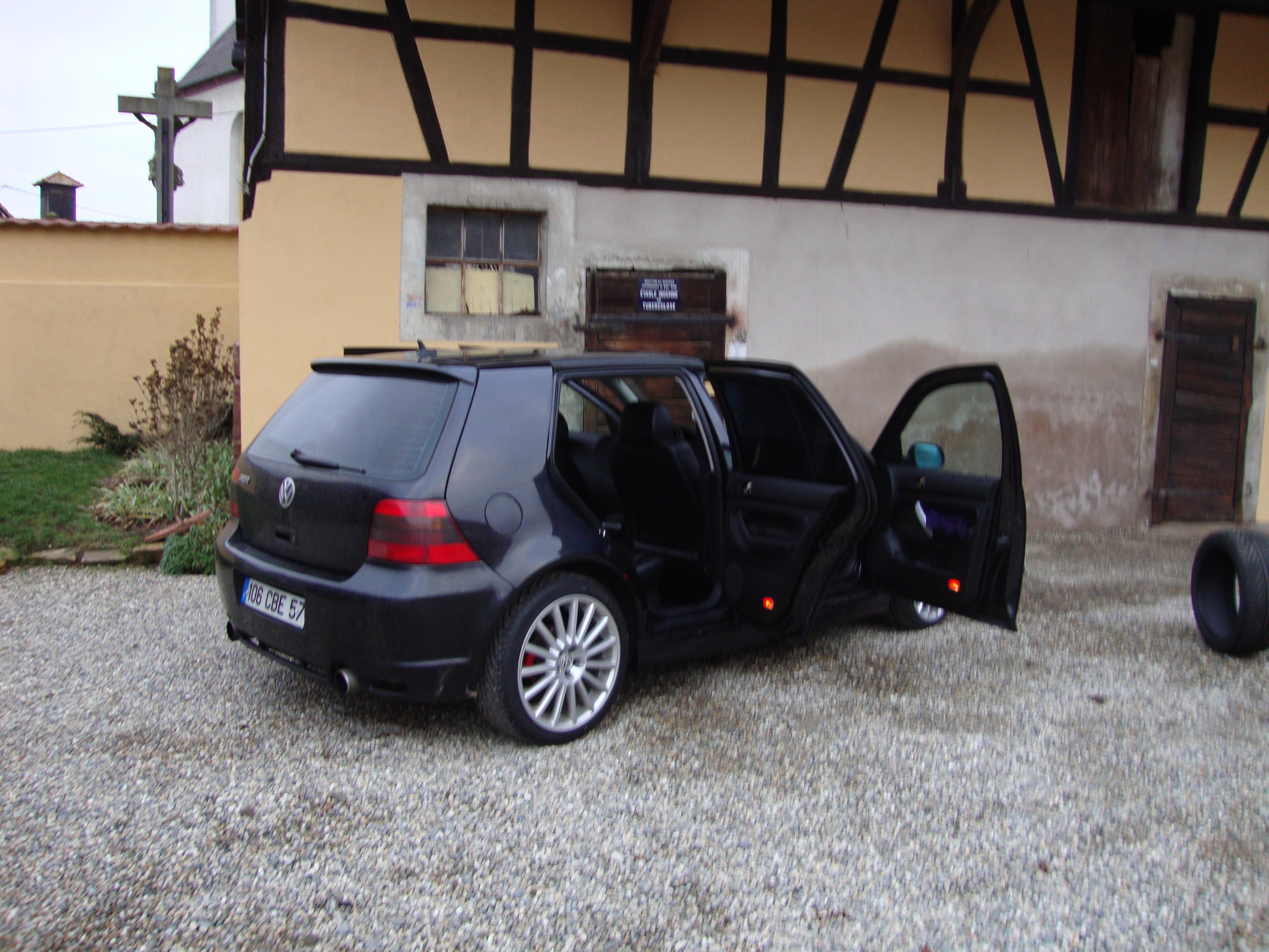 Golf iv tdi 110 de tequilla 67 petit soucis de consomation for Garage volkswagen luneville