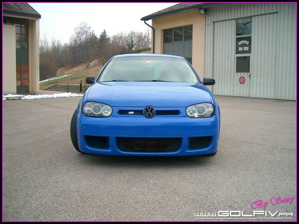 Golf iv 1 8 t r gti de sony vendue garage des golf iv for Garage volkswagen melun