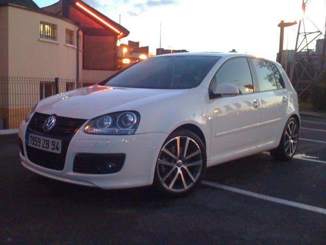 vw golf v 2 0 tdi 170 gt sport autres v a g forum volkswagen golf iv. Black Bedroom Furniture Sets. Home Design Ideas