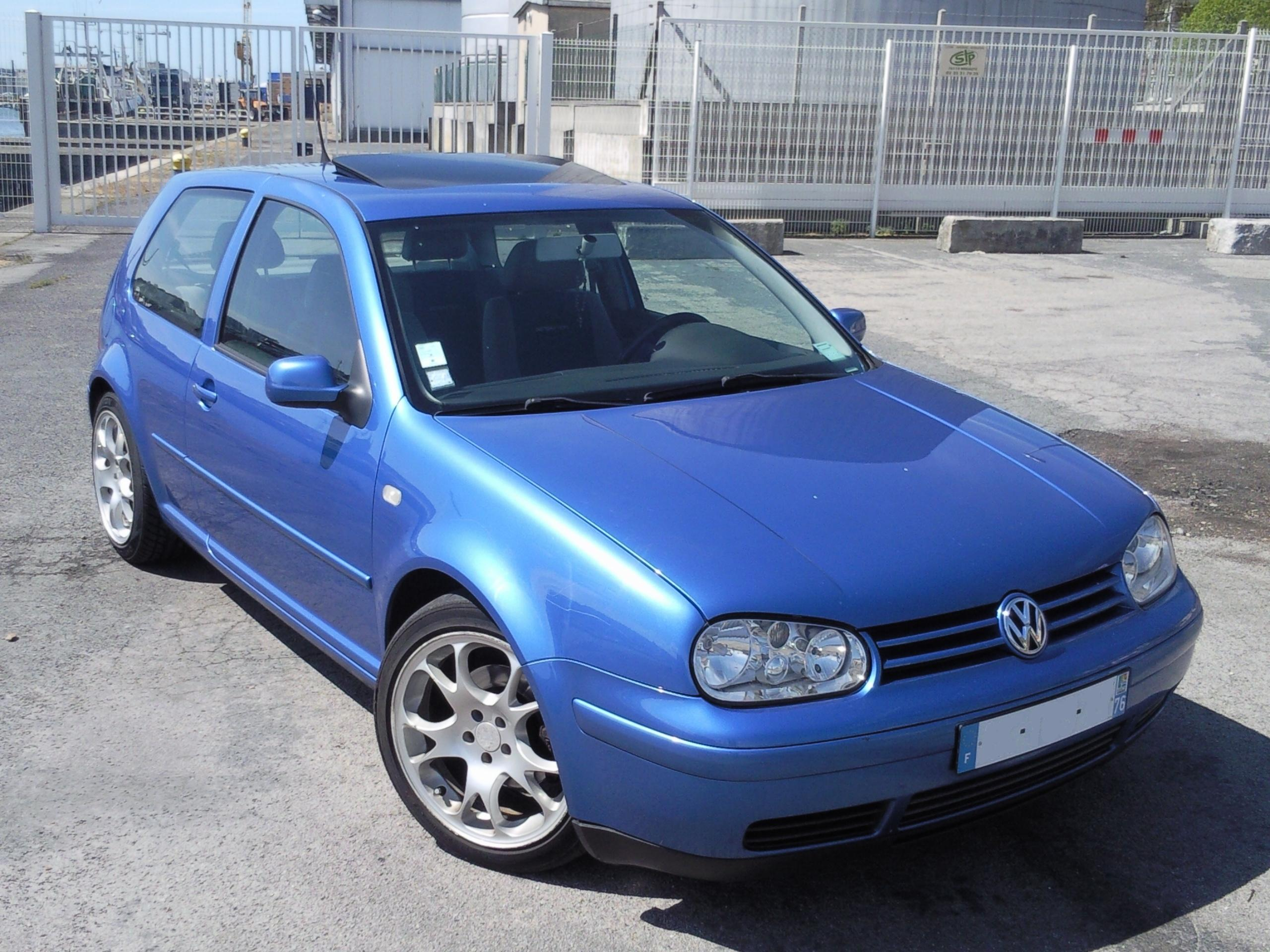 Golf iv tdi 115 s rie limit e g n ration by esnathan for Garage volkswagen le chesnay 78