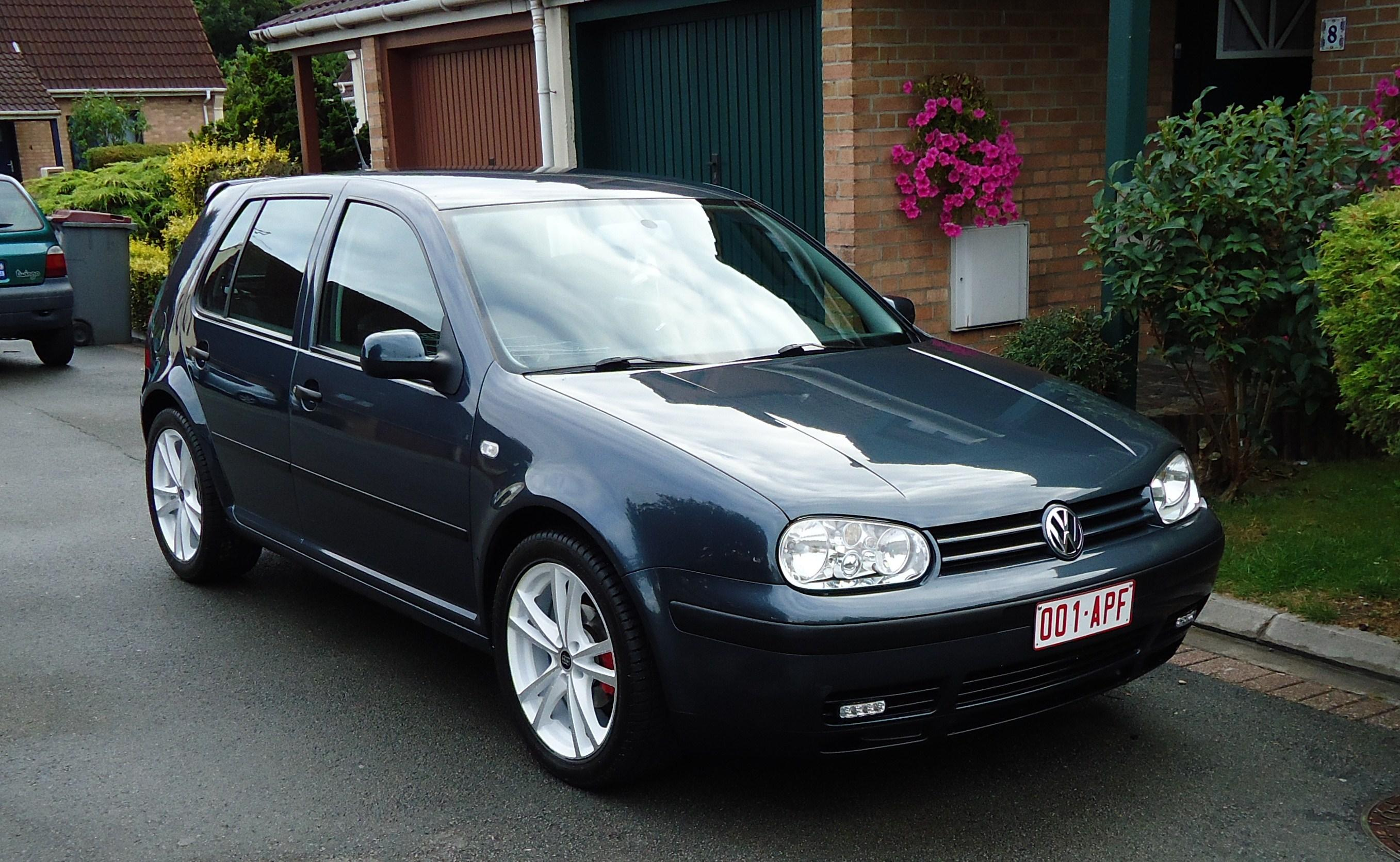 Golf iv 1 4 16v de jiloute018 garage des golf iv 1 4 16v for Garage delbar vw mouscron