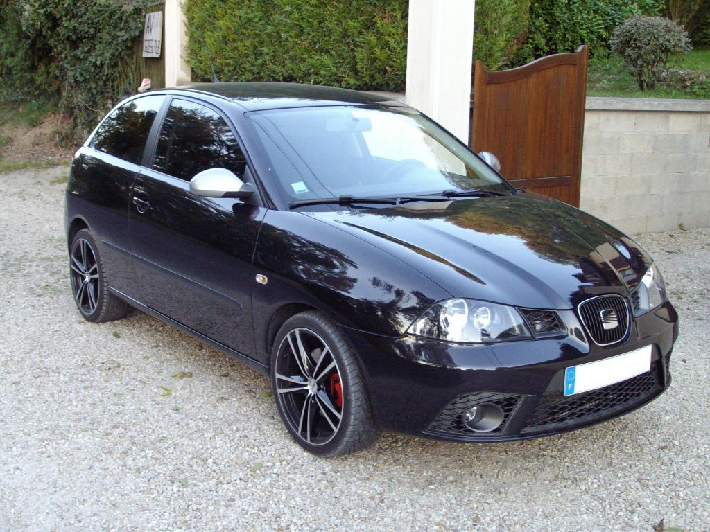 seat ibiza fr tdi 130 autres v a g forum volkswagen golf iv. Black Bedroom Furniture Sets. Home Design Ideas
