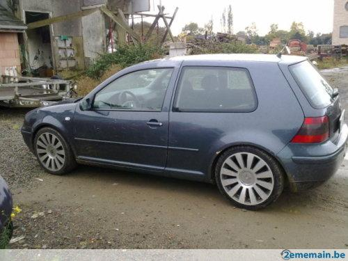 golf iv tdi 90 de 1998  beaucoup  u00e0 restaurer     garage