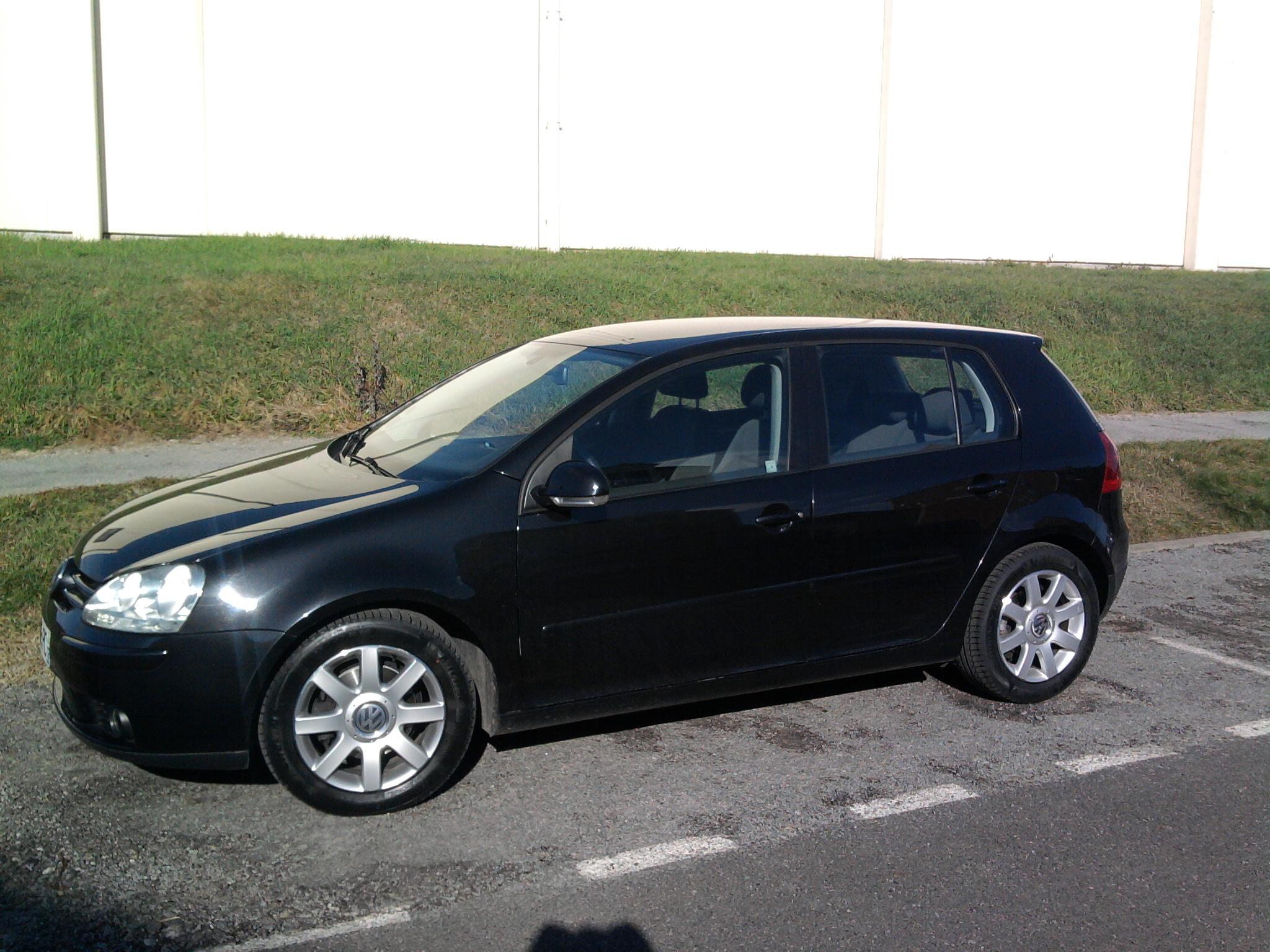 vw golf v tdi 105 sportline autres v a g forum. Black Bedroom Furniture Sets. Home Design Ideas