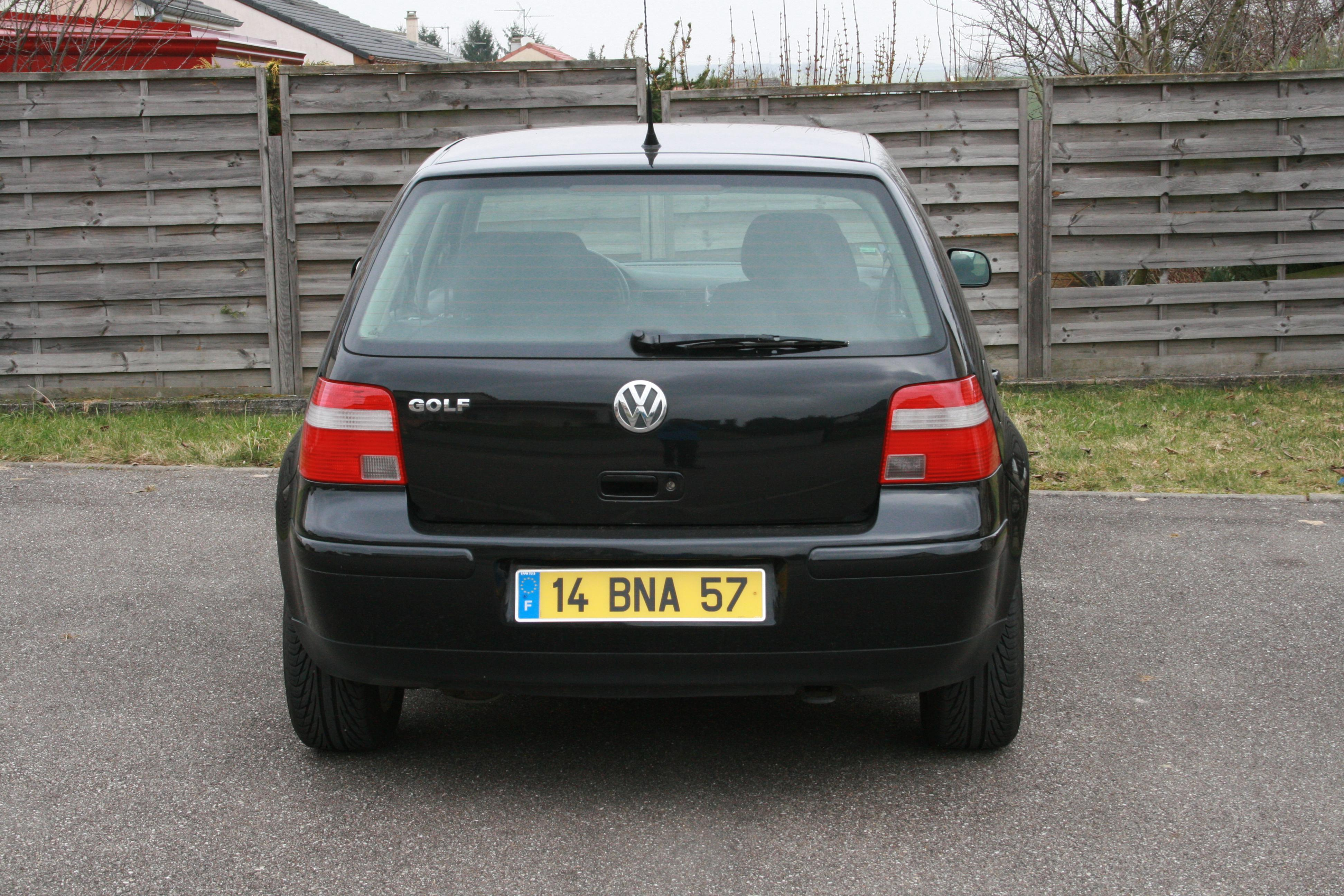 golf iv  tdi 100 rabbit 5p