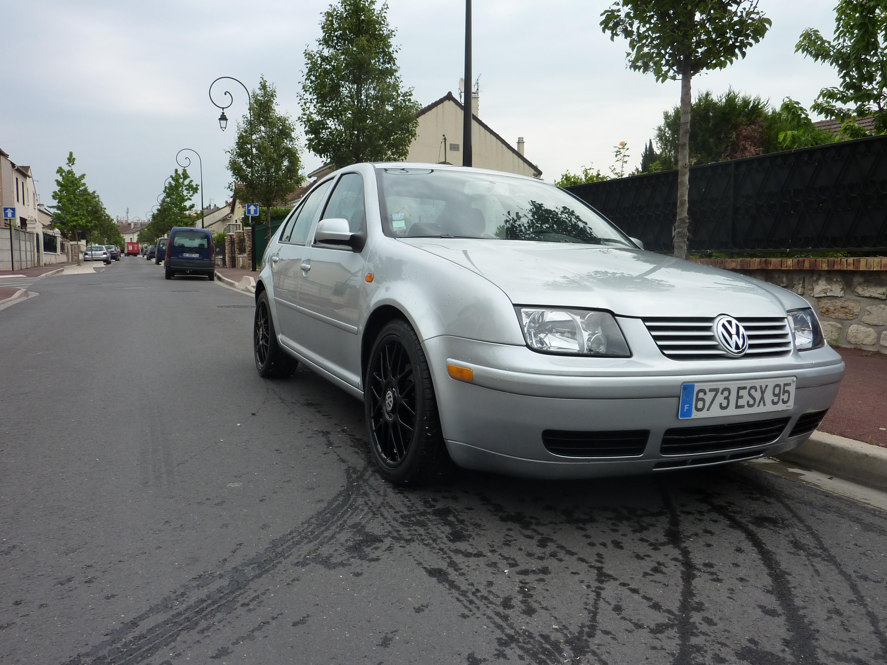 Vw bora berline tdi 130 confort 2002 de paul95 garage for Garage volkswagen 95