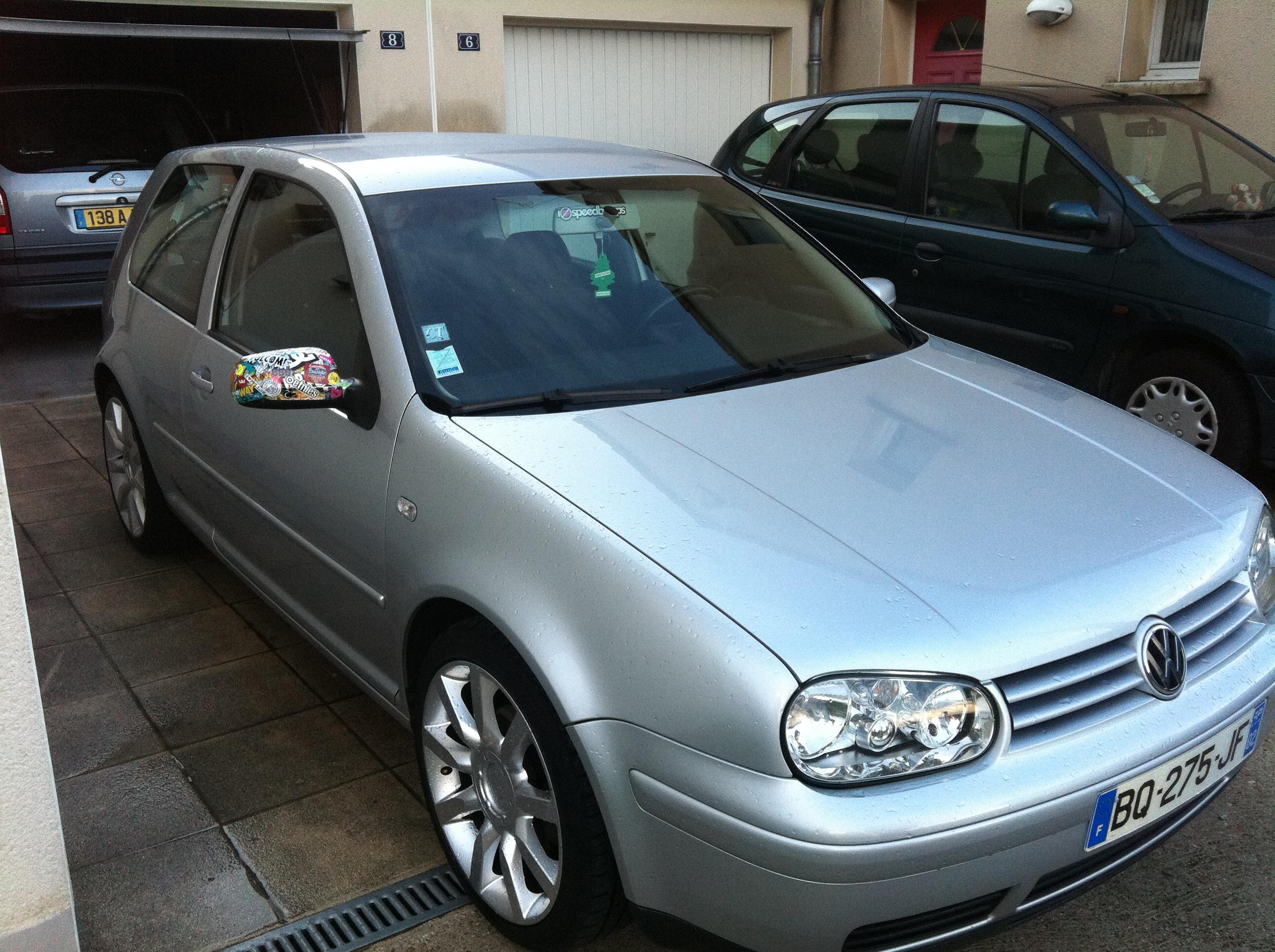 vw golf iv tdi 100 by flouz    sdmz krew