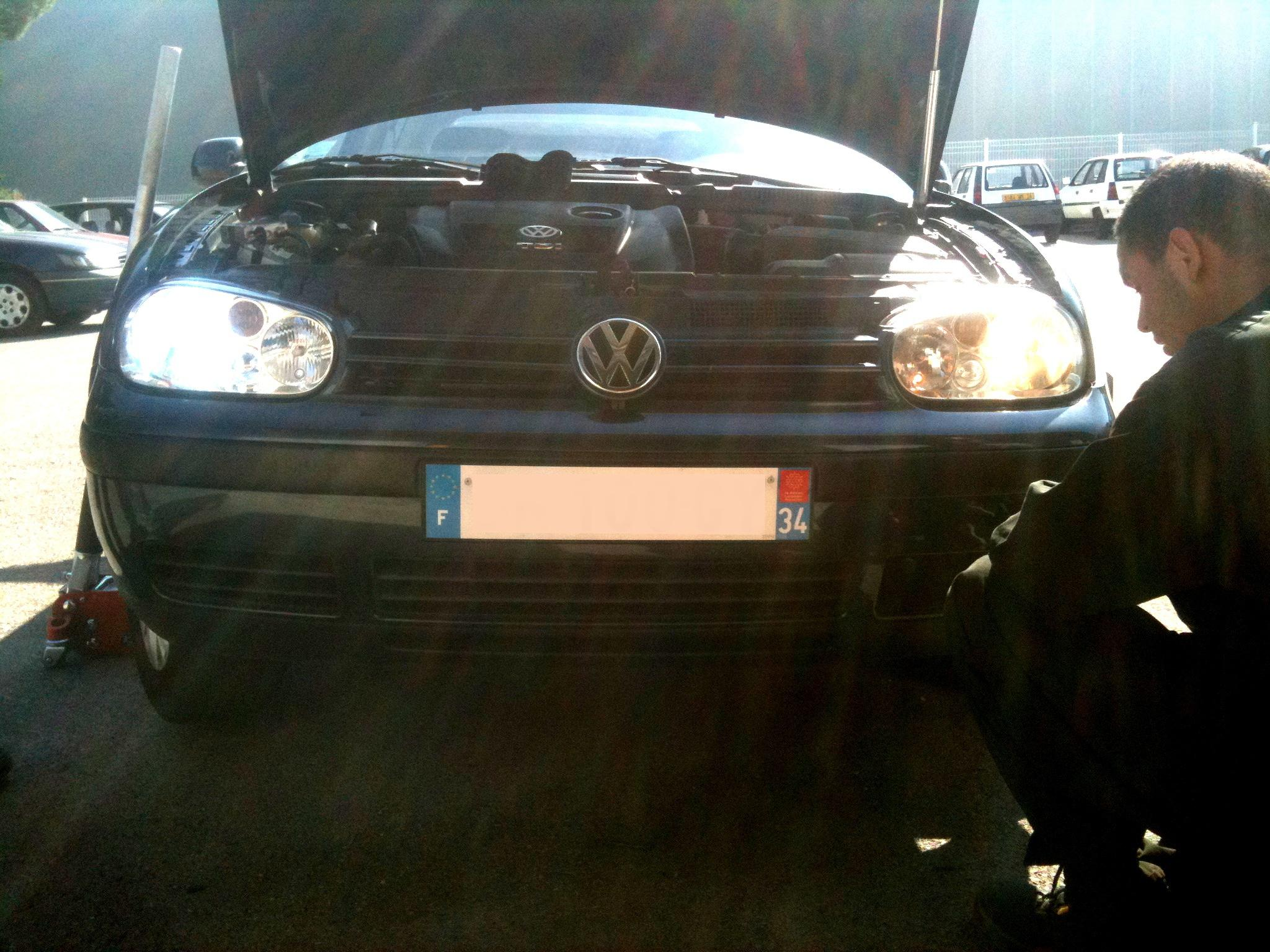 golf iv tdi 100    derni u00e8res photos   vendue      garage
