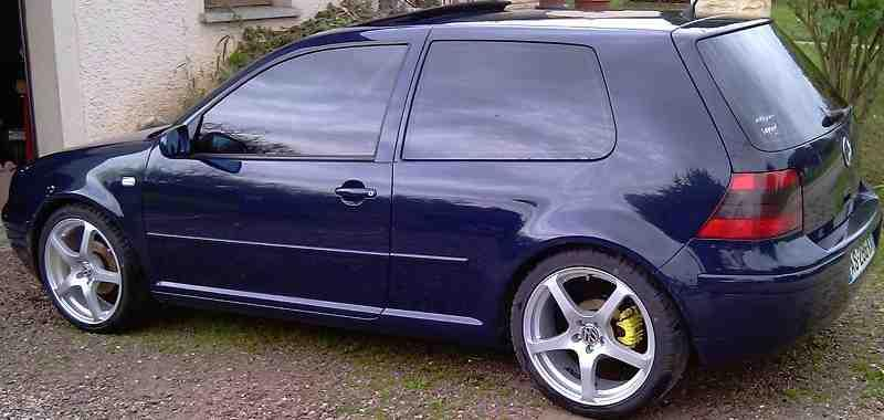 golf iv 1 6 16v 105cv finition sport   garage des golf iv