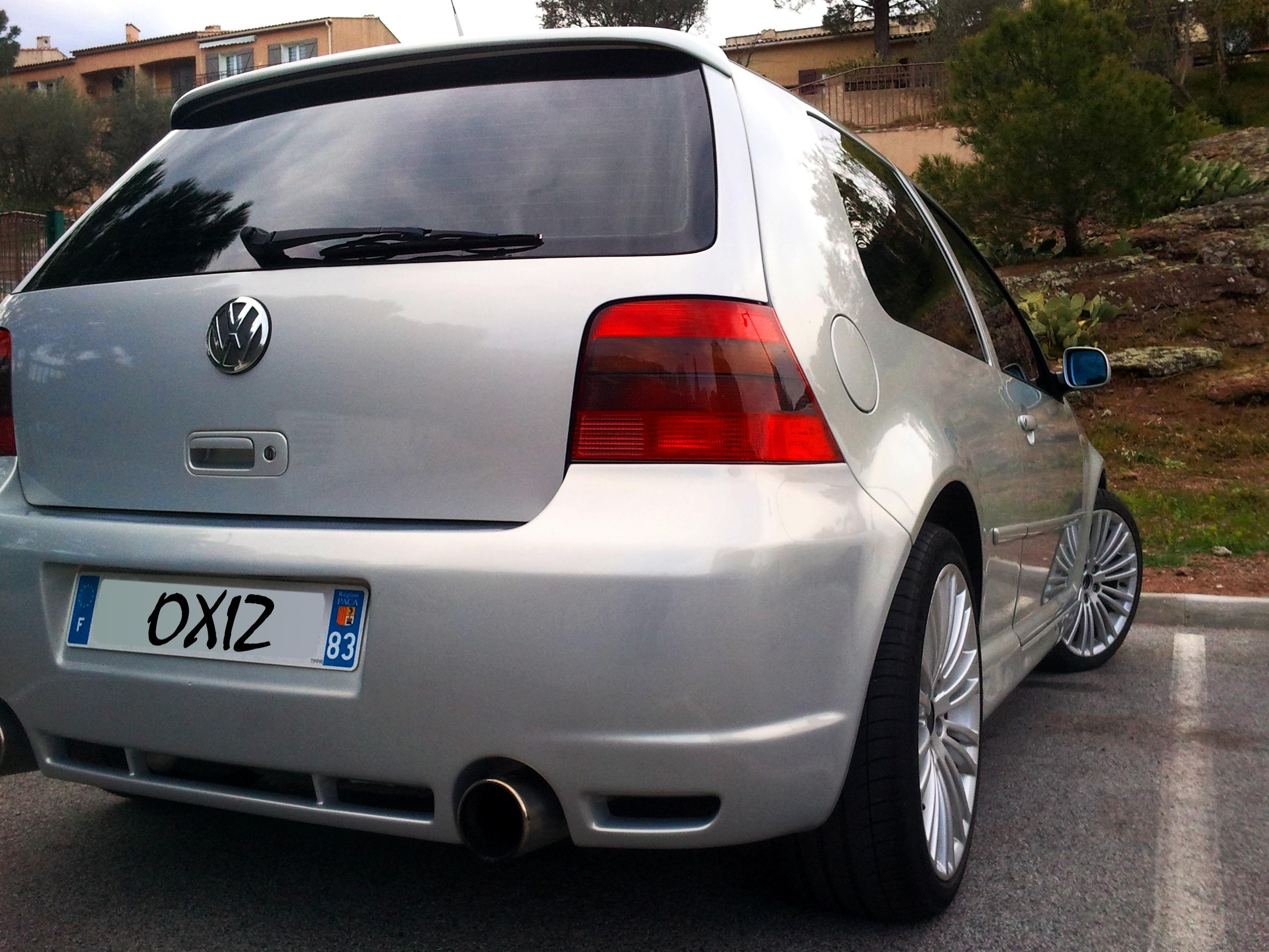 Golf4 1 8t 20v de oxiz garage des golf iv 1 8 1 8 for Garage volkswagen biarritz