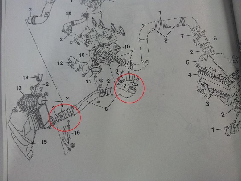 fuite huile turbo diesel probl mes m caniques forum volkswagen golf iv. Black Bedroom Furniture Sets. Home Design Ideas