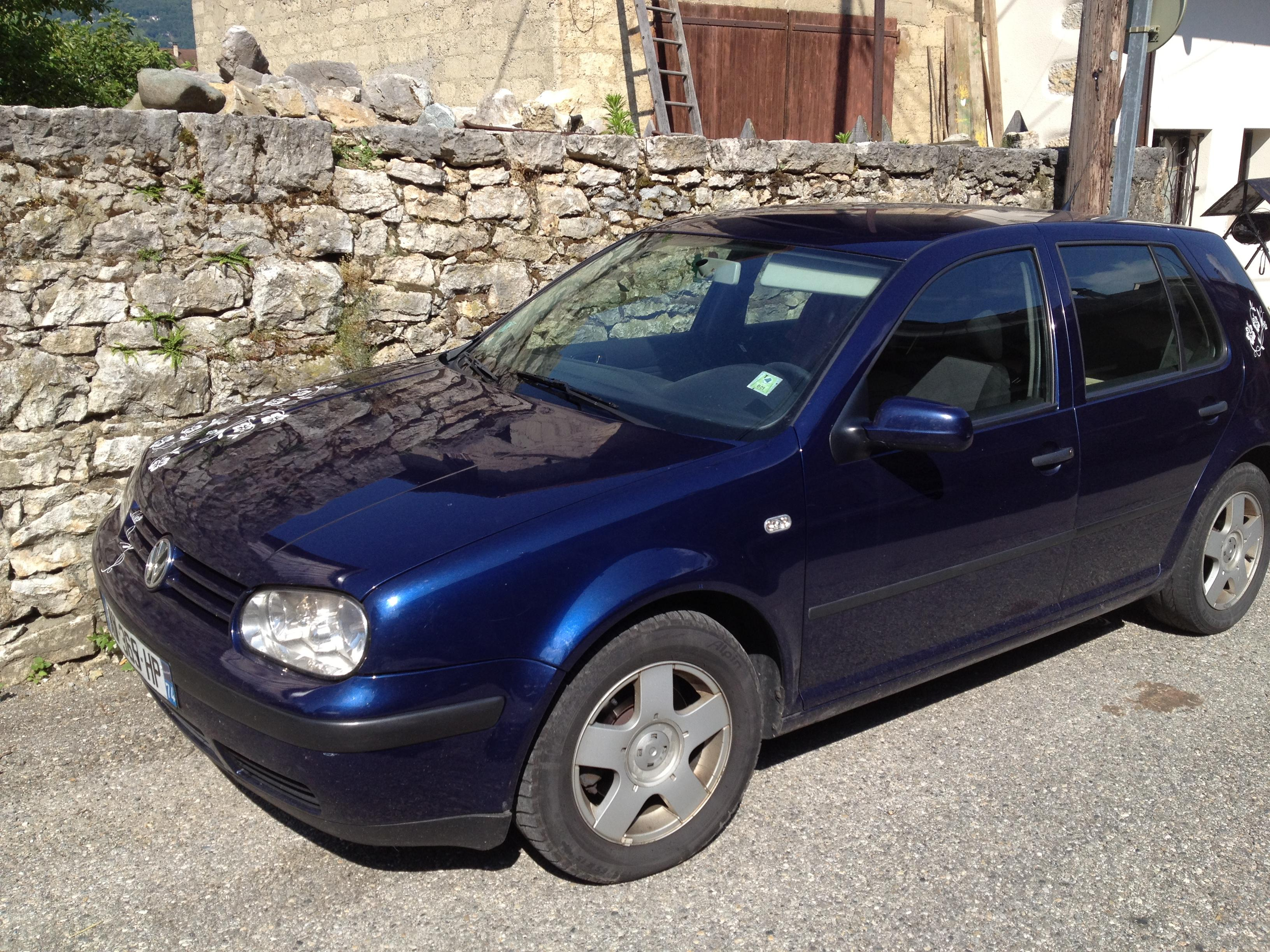 vw golf 4   tdi 115 basis   2002     garage des golf iv