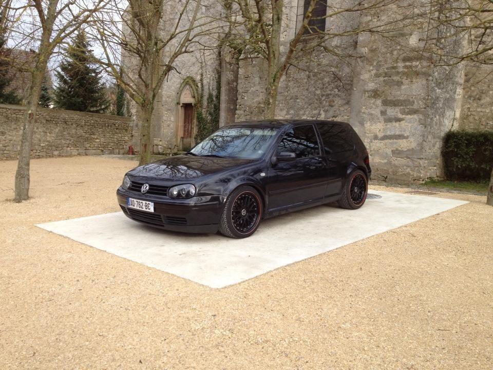 golf iv tdi 115 sport 4motion full black garage des golf iv tdi 115 forum volkswagen golf iv. Black Bedroom Furniture Sets. Home Design Ideas