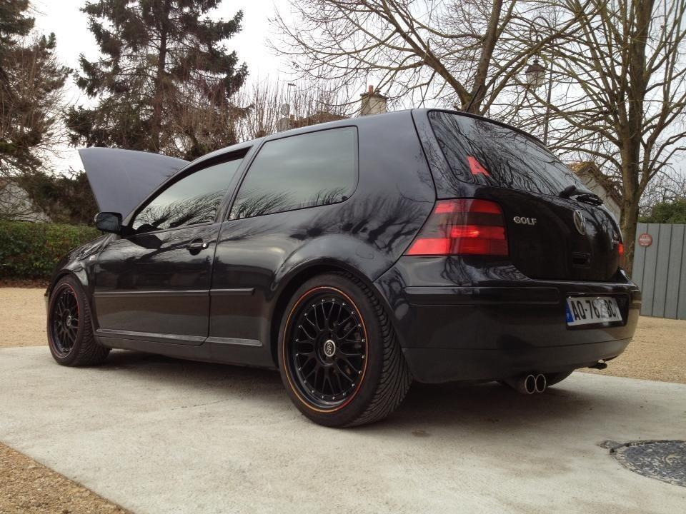 golf iv tdi 115 sport 4motion full black   garage des golf