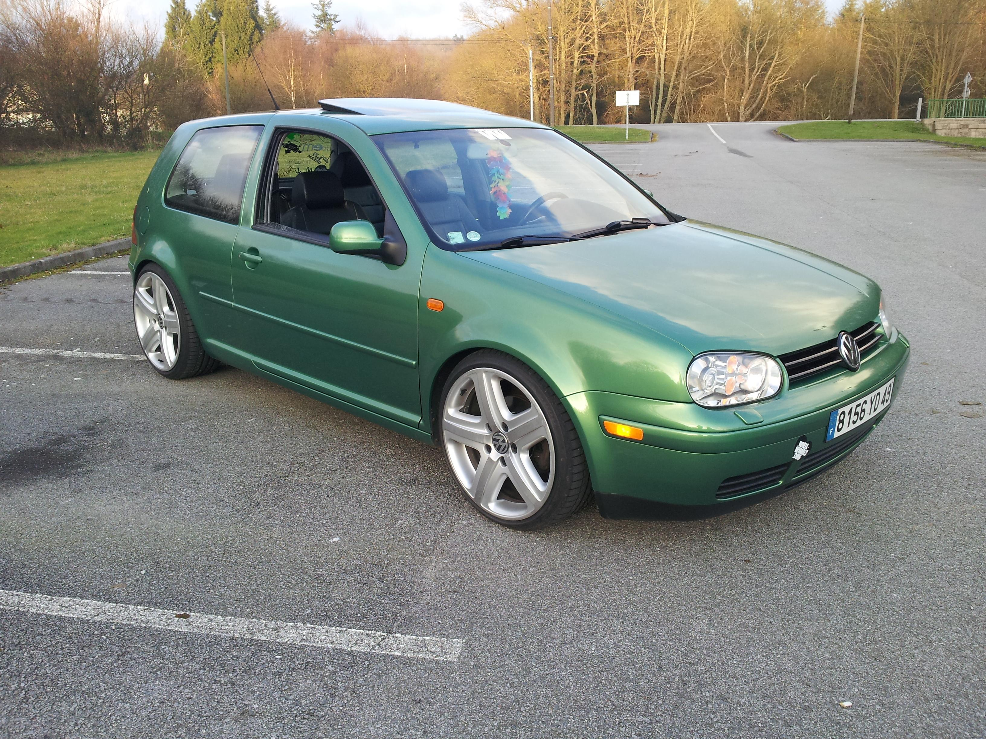 golf iv gti tdi 150 verte de blackgolf56  photos p4