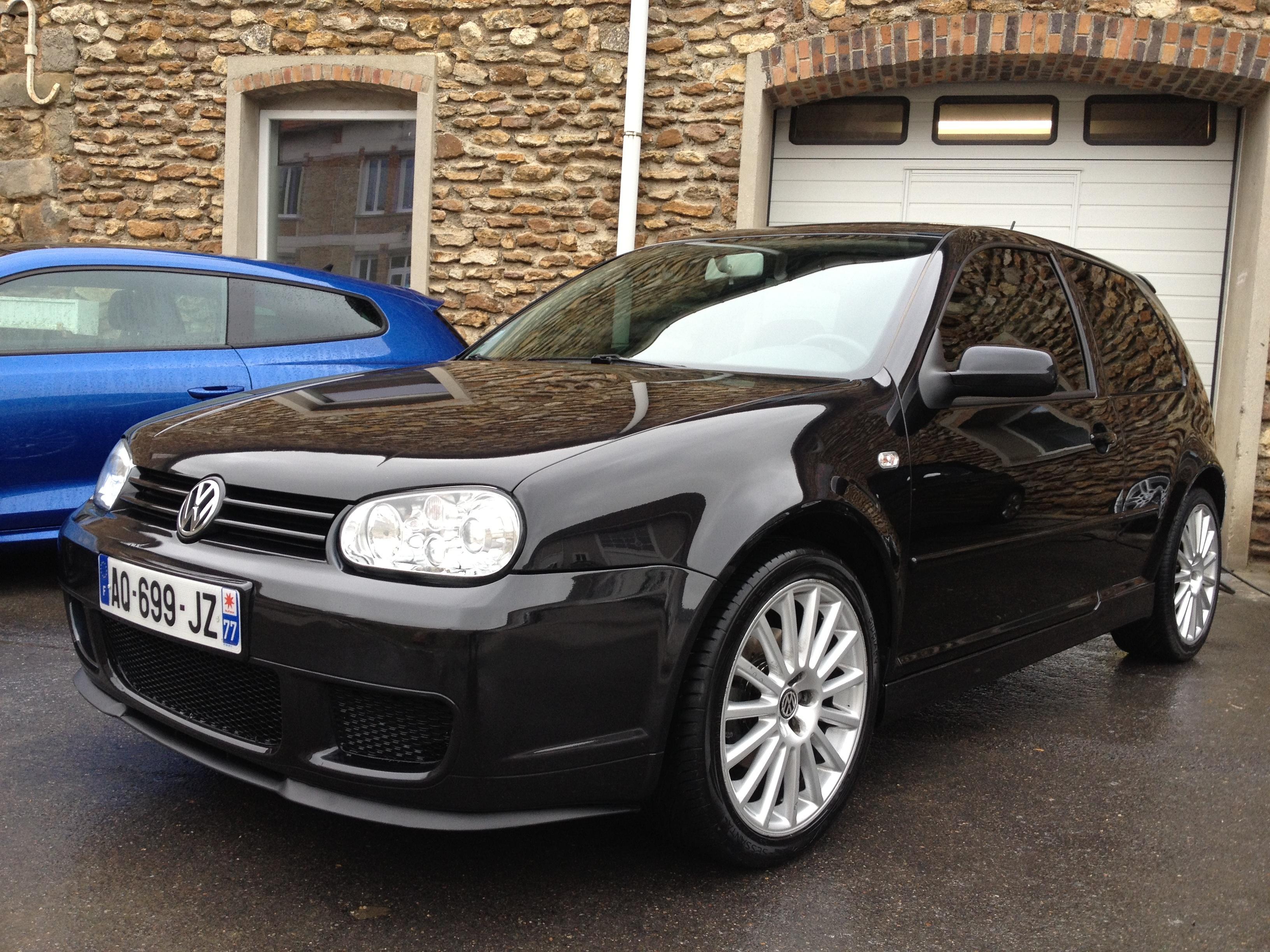 Vw golf iv tdi 115 160 de val0 o 2000 r line a vendre for Garage volkswagen melun