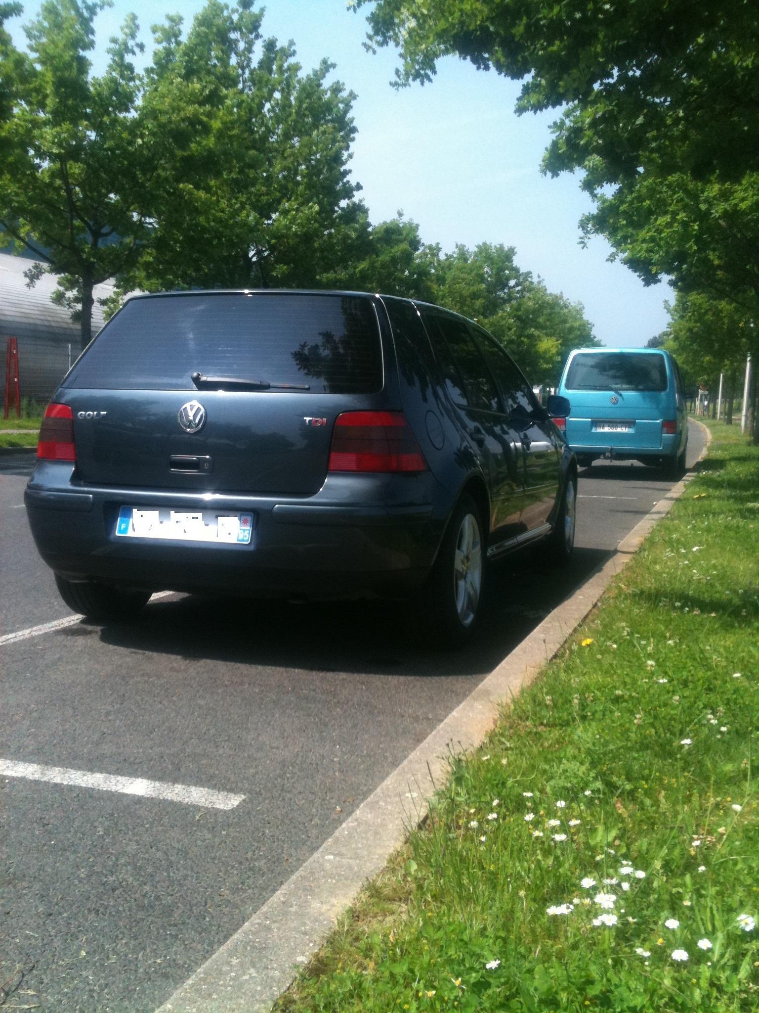 Vwgolfiv tdi100edition abd95 new garage bient t garage for Garage volkswagen 95