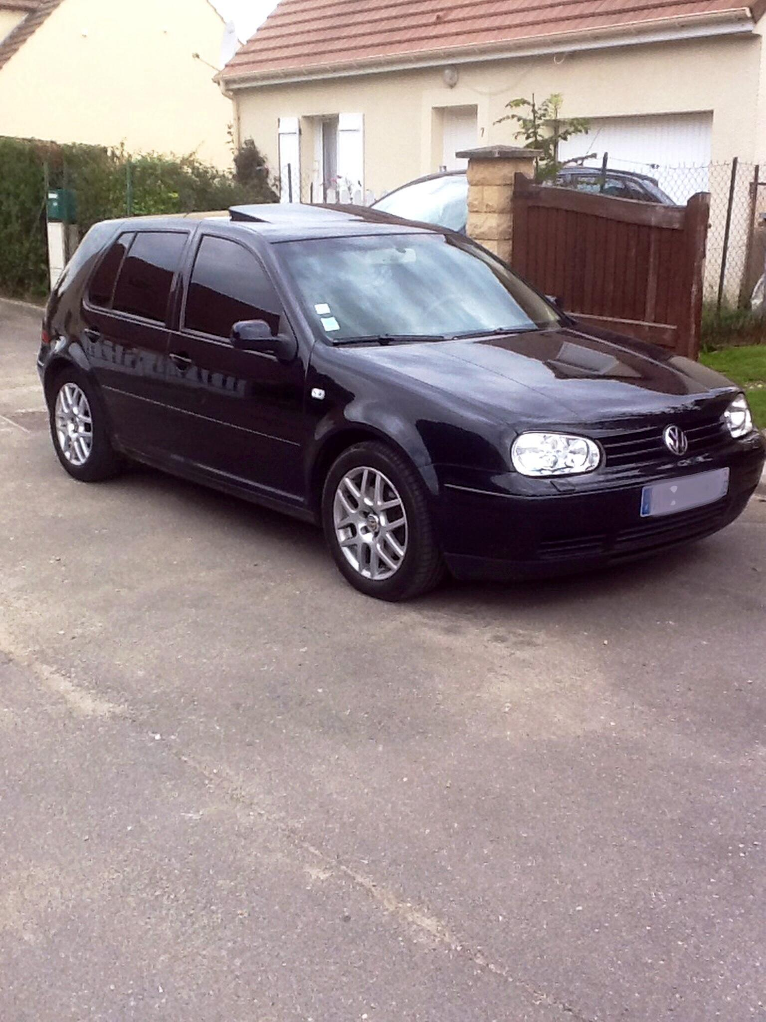 vw golf iv tdi 130 carat 2003 garage des golf iv tdi 130 forum volkswagen golf iv. Black Bedroom Furniture Sets. Home Design Ideas