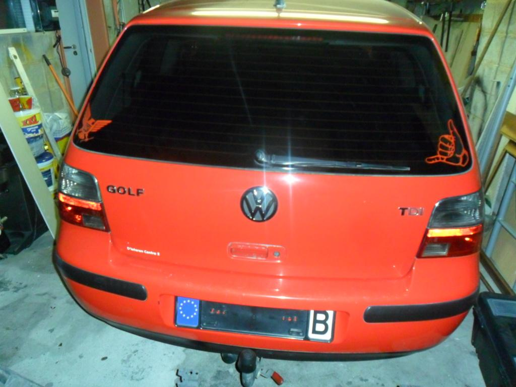 vw golf iv tdi 110 basis boite automatique 4vitesse 1998 garage des golf iv tdi 110 forum. Black Bedroom Furniture Sets. Home Design Ideas