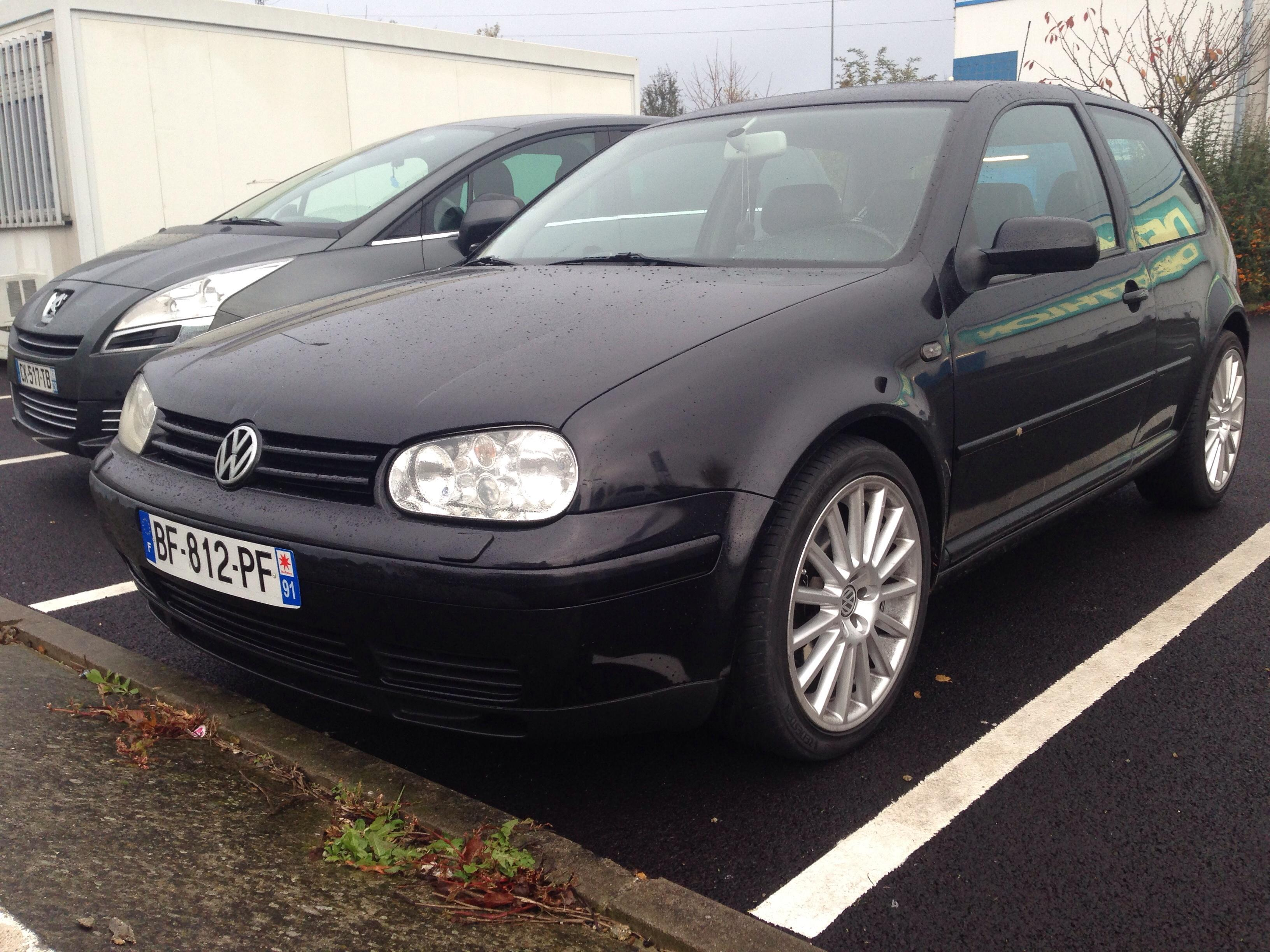 vw golf iv tdi 130 highline 2002 garage des golf iv tdi 130 forum volkswagen golf iv. Black Bedroom Furniture Sets. Home Design Ideas
