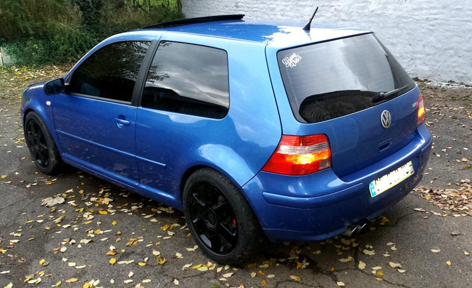 vw golf iv g n ration tdi115 155ch deep blue garage des golf iv tdi 115 forum. Black Bedroom Furniture Sets. Home Design Ideas