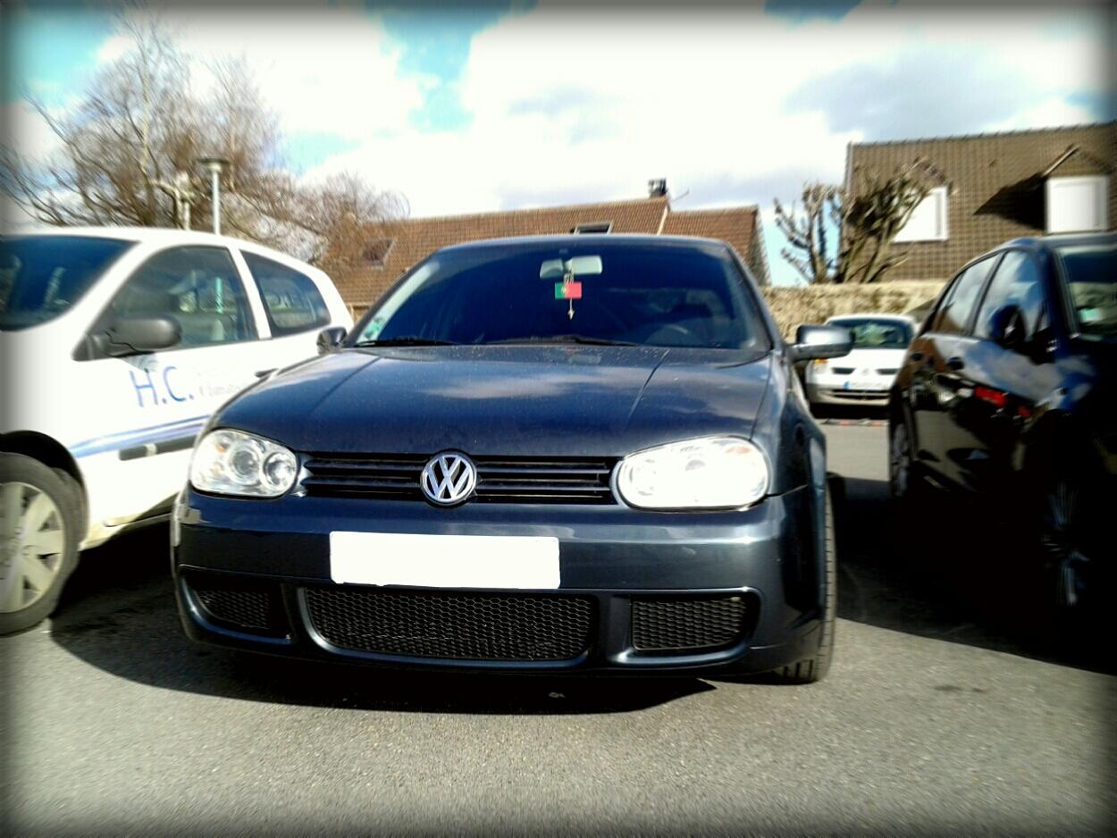 Golf iv tdi 110 de vince parechoc becquet r32 pos p3 for Volkswagen meaux garage