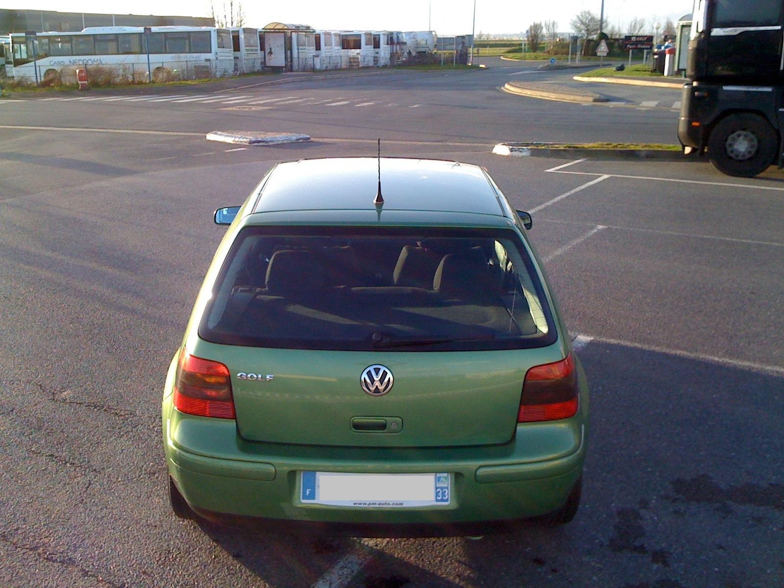 Nouvelles photos de la green cosmic page 5 garage des for Garage volkswagen athis mons