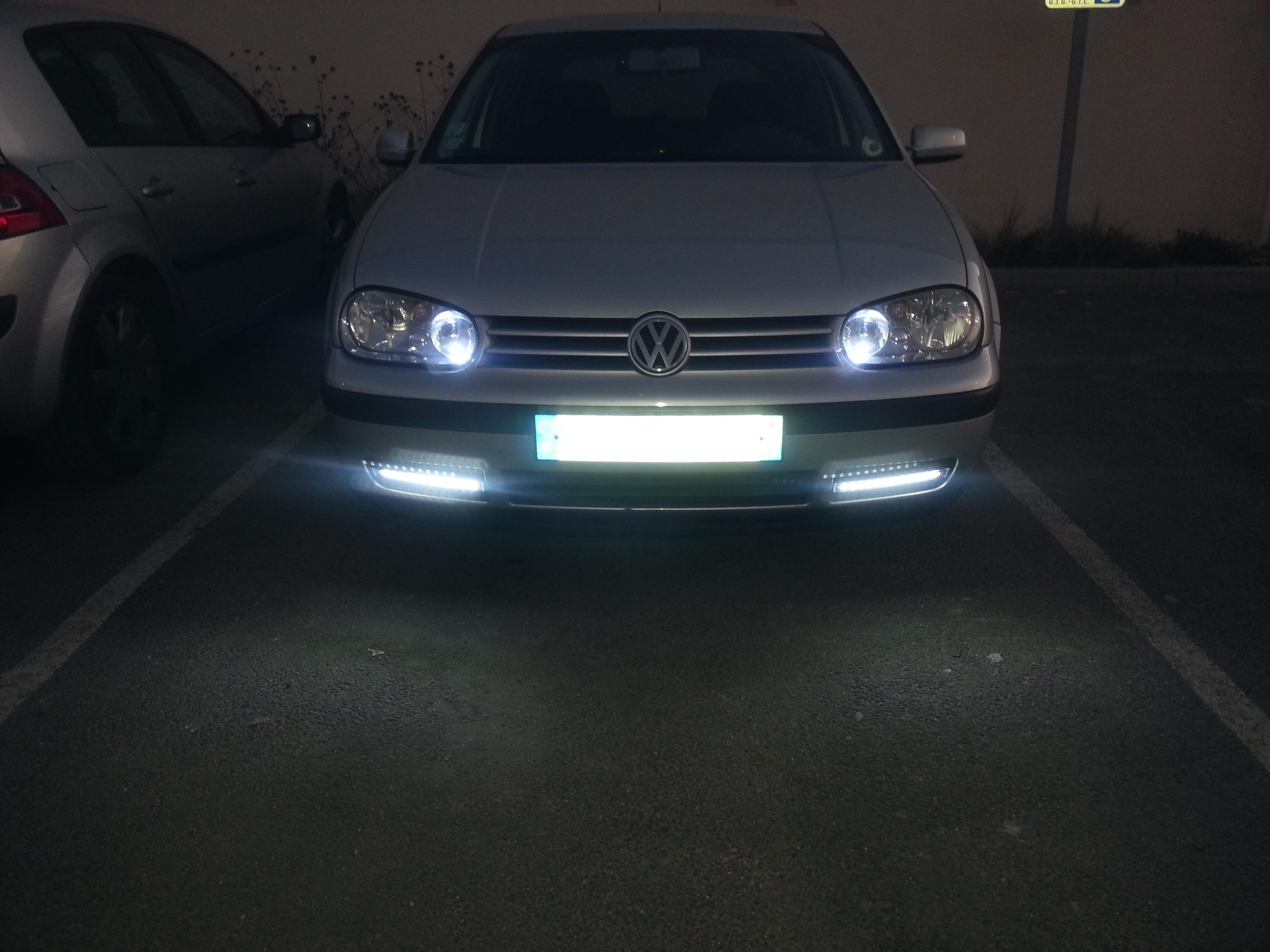 vw golf iv  tdi 100 special