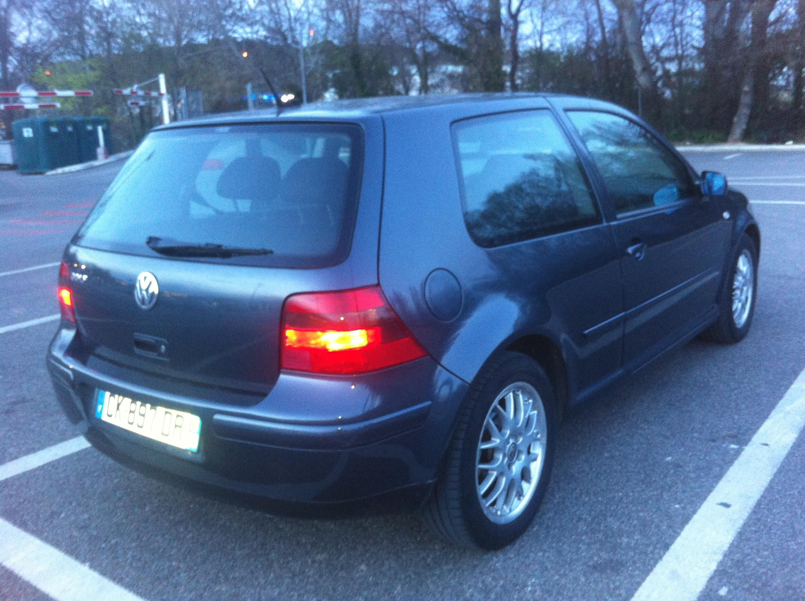 vw golf iv tdi 115 gti exclusive 2000 garage des golf iv tdi 115 forum volkswagen golf iv. Black Bedroom Furniture Sets. Home Design Ideas