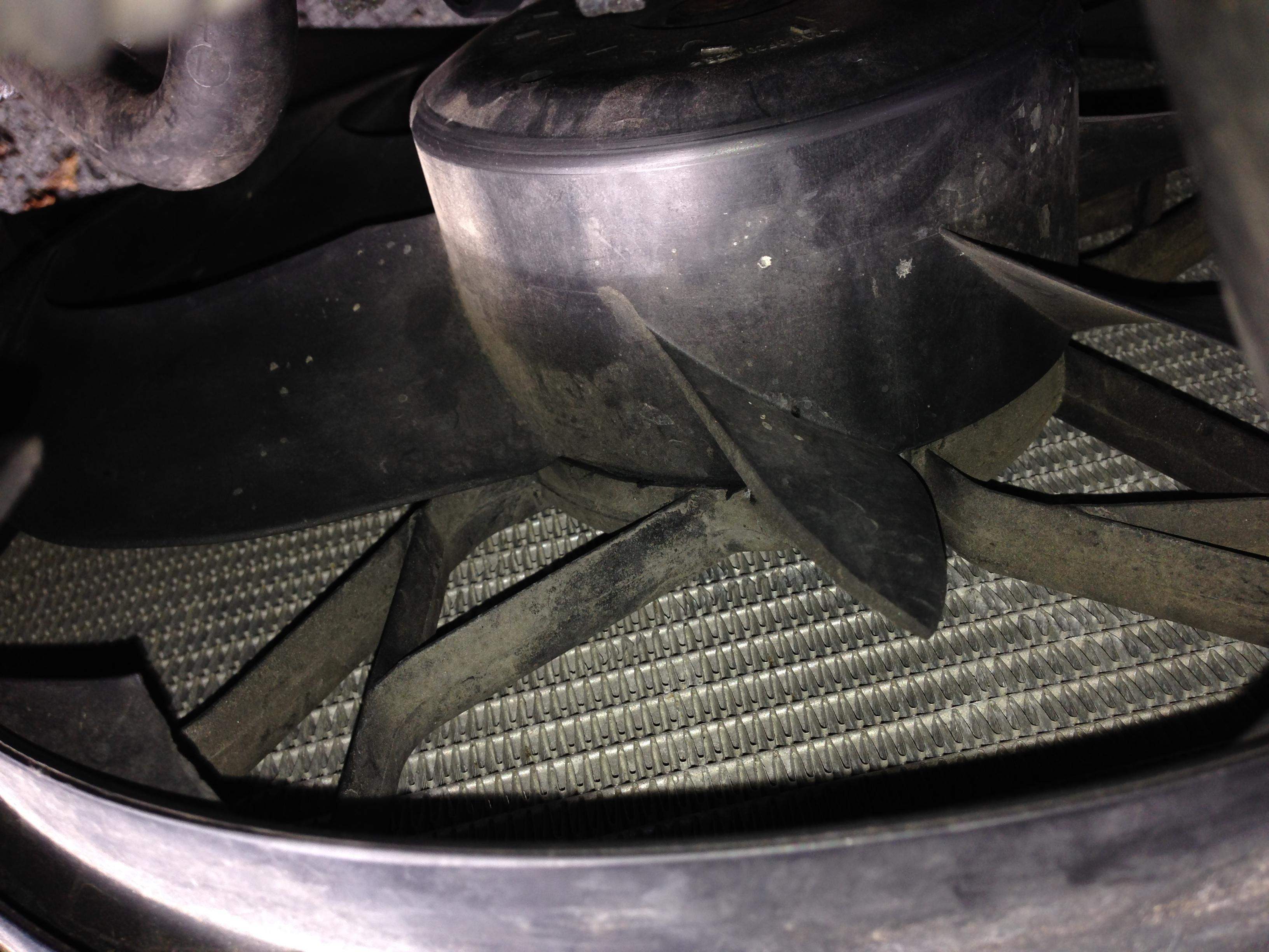 Probleme ventilateur radiateur golf 4