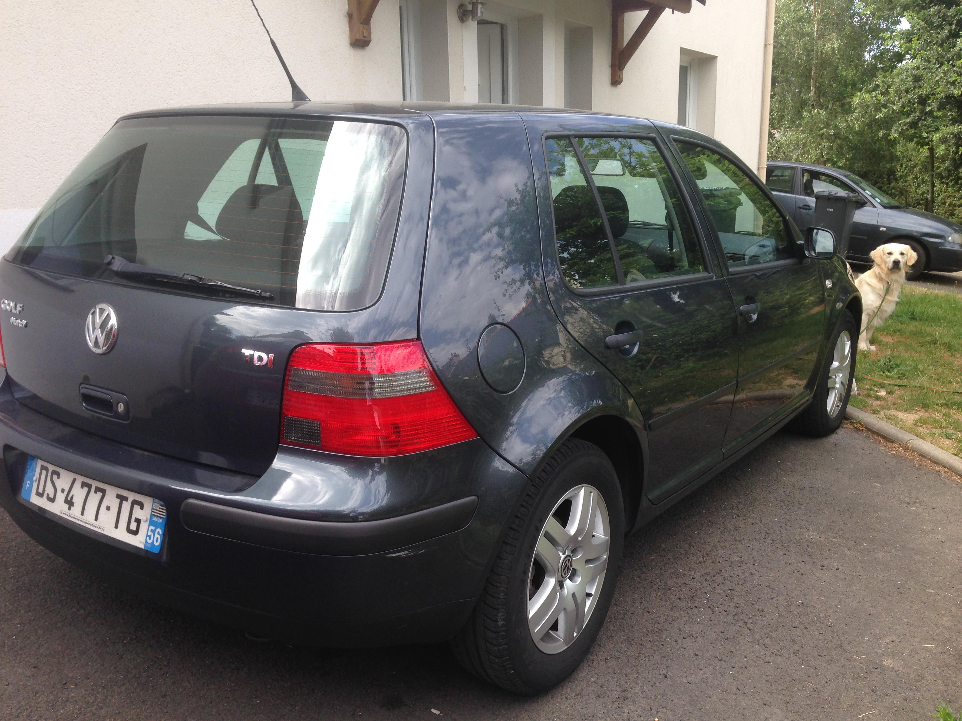 vw golf iv tdi 130 match 1983 garage des golf iv tdi 130 forum volkswagen golf iv. Black Bedroom Furniture Sets. Home Design Ideas
