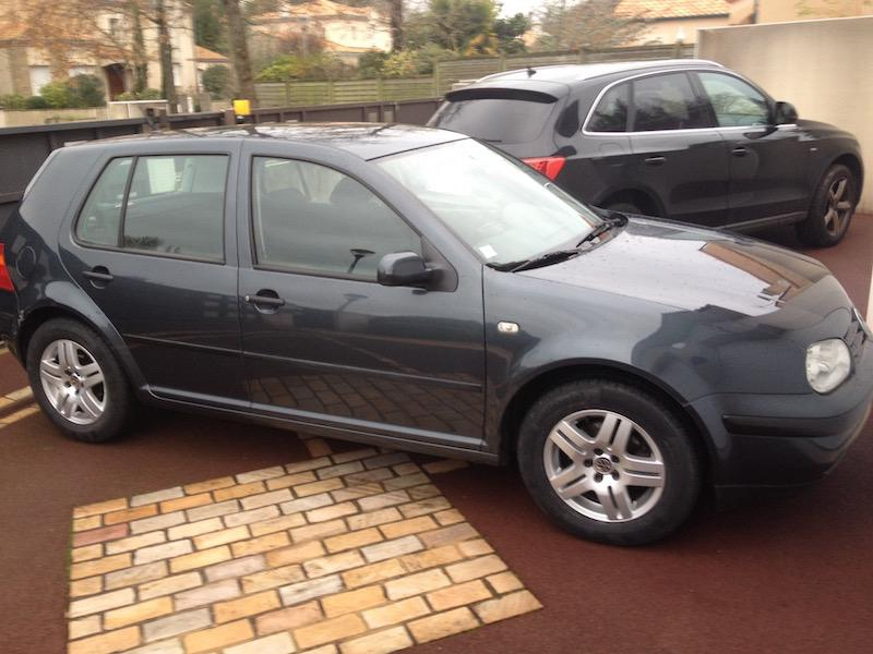vw golf iv  tdi 110 basis  u00e0 lucho