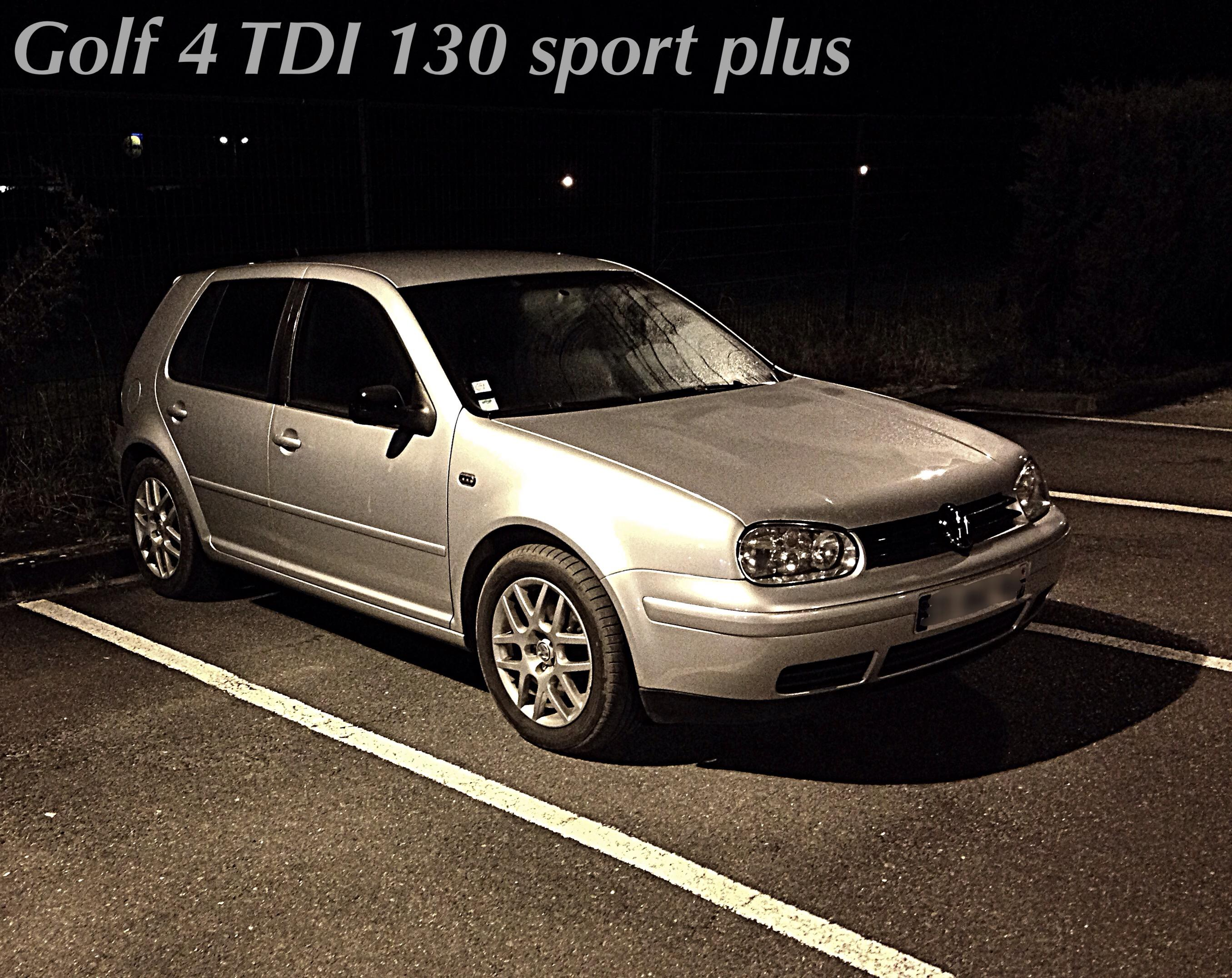 vw golf iv tdi 130 sport edition 2003 garage des golf iv tdi 130 forum volkswagen golf iv. Black Bedroom Furniture Sets. Home Design Ideas