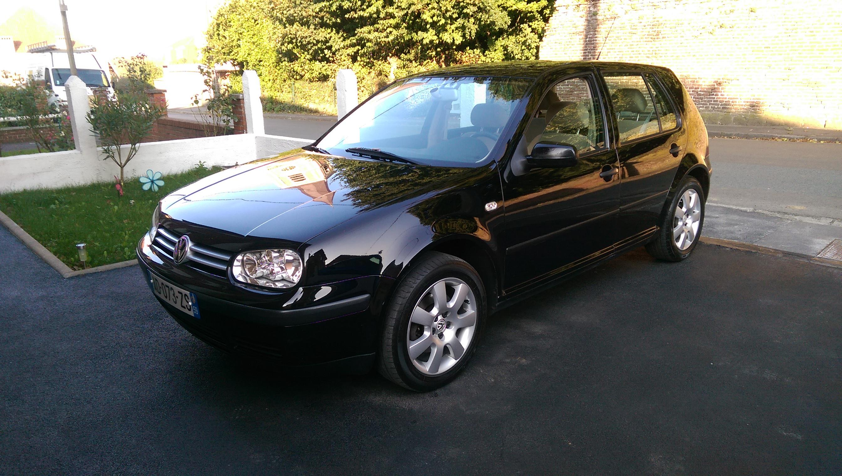 vw golf iv  tdi 110 basis