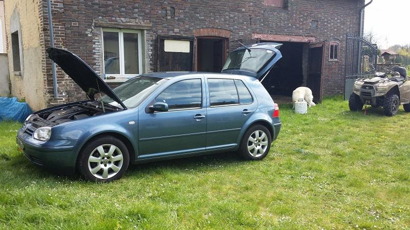 vw golf iv tdi 130 match ii 2003 garage des golf iv tdi 130 forum volkswagen golf iv. Black Bedroom Furniture Sets. Home Design Ideas