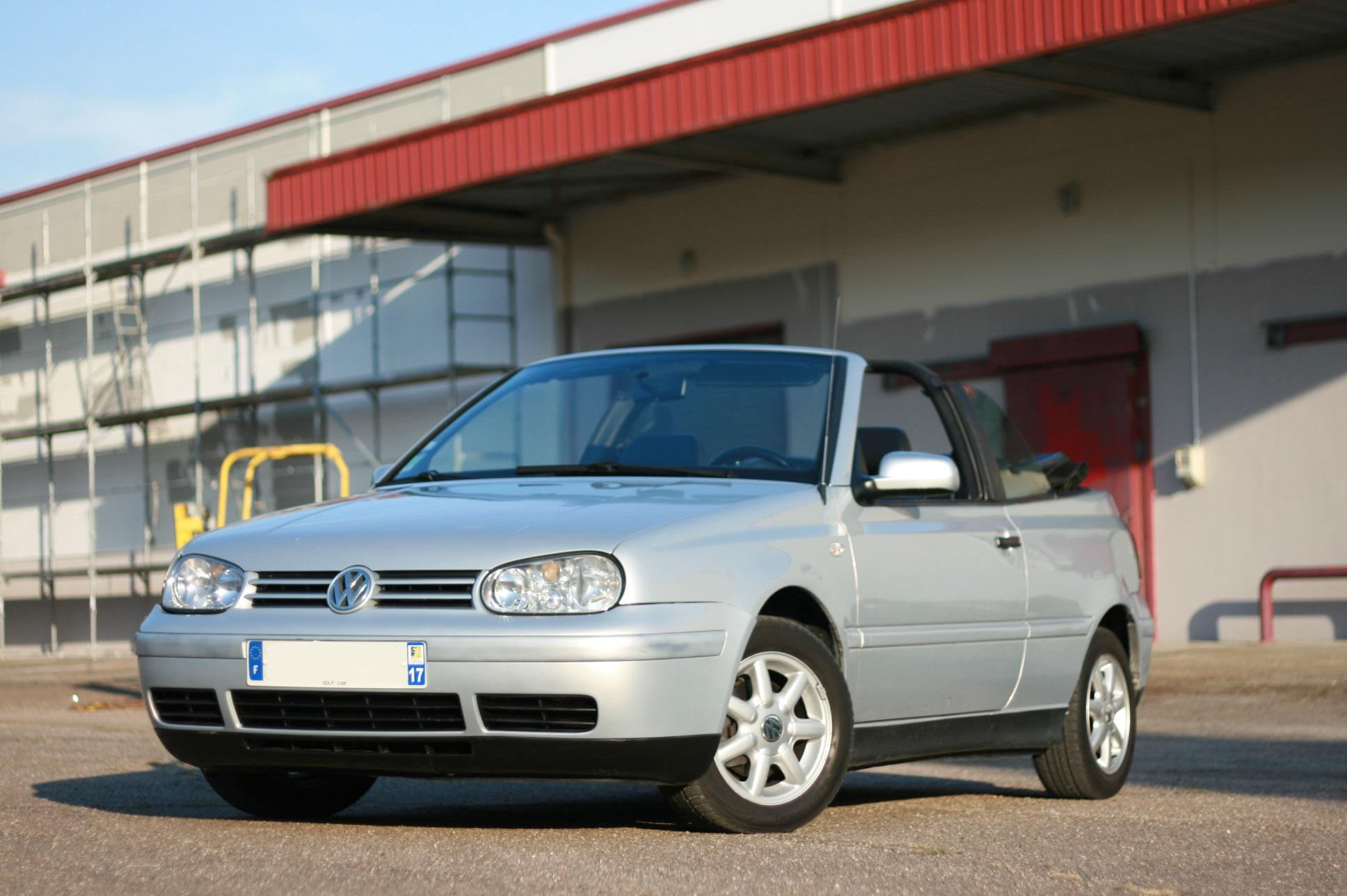 vw golf iv cabriolet 1 6 carat 1999 garage des golf iv 1 6 1 6 16v forum volkswagen. Black Bedroom Furniture Sets. Home Design Ideas