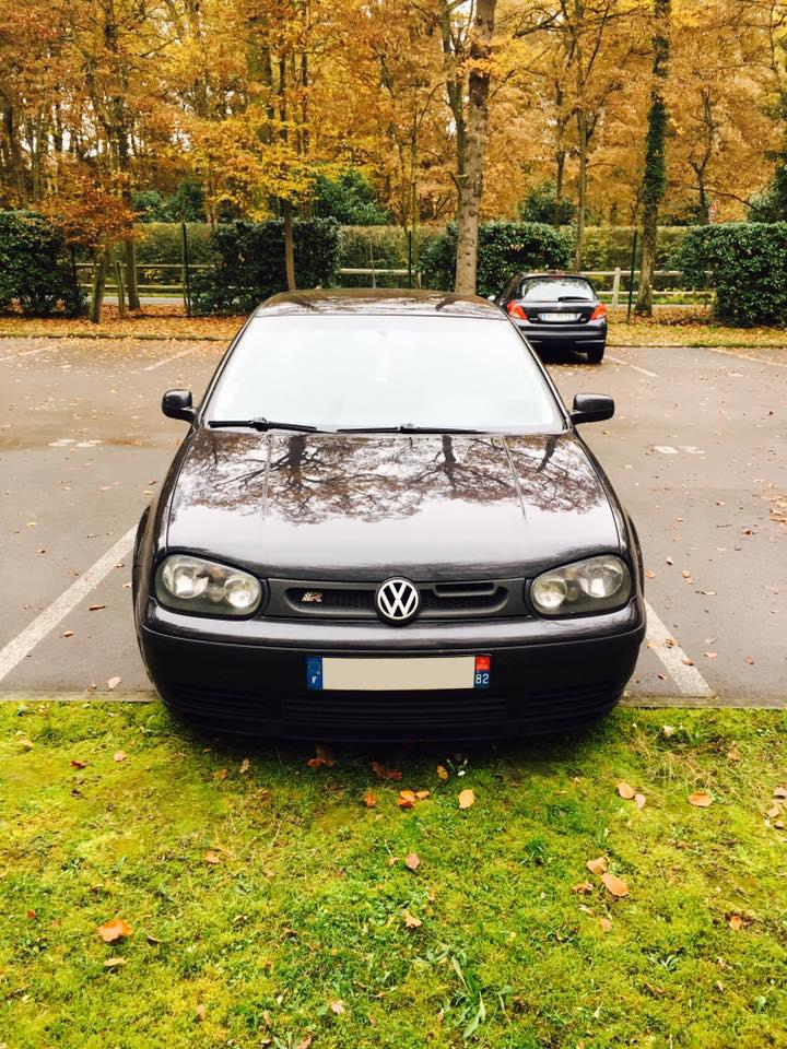 vw golf iv  tdi 130 - bullit 95   garage des golf iv tdi 130