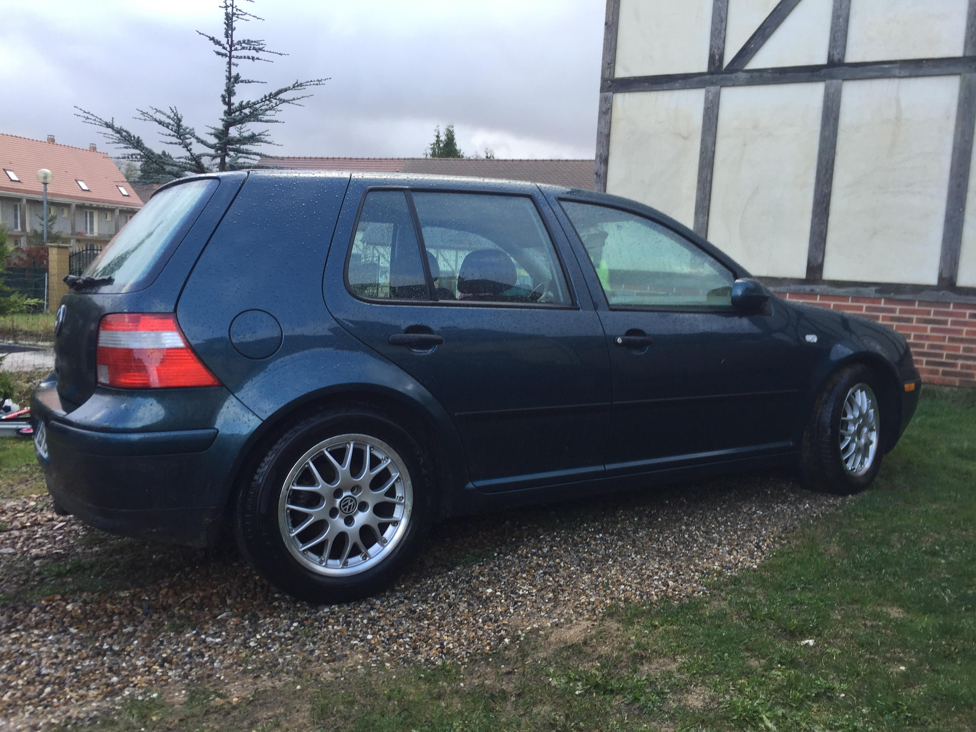golf iv  tdi 90 basis upgrade oem    le grand retour