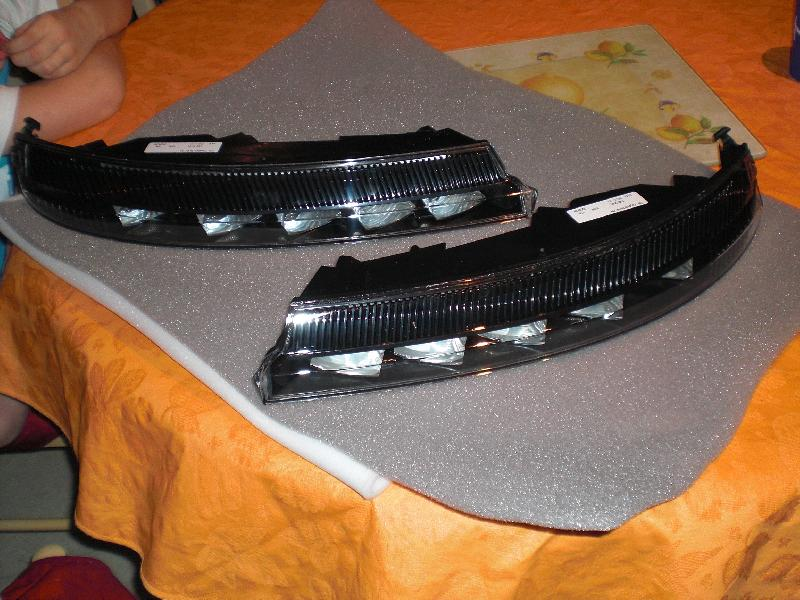 Phares leds look audi esth tique ext rieure page 8 for Garage auto igny