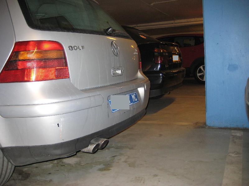 Golf iv v6 de kevin26 garage des golf iv 2 0 2 3 v5 for Garage volkswagen paris 17