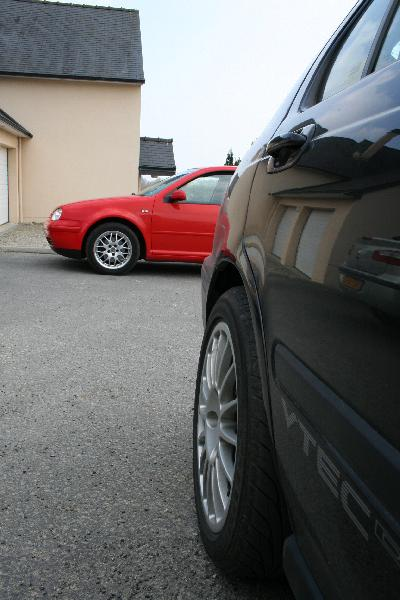 golf iv gti 150 rouge de boris 120cv   garage des golf iv