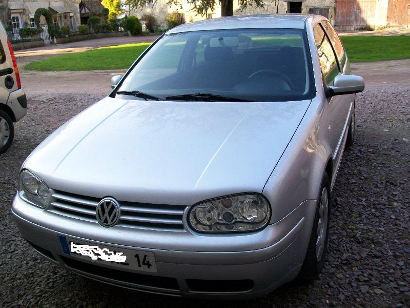 Golf iv tdi 90 de 14yohann golf vendu photo p 40 for Garage volkswagen herault