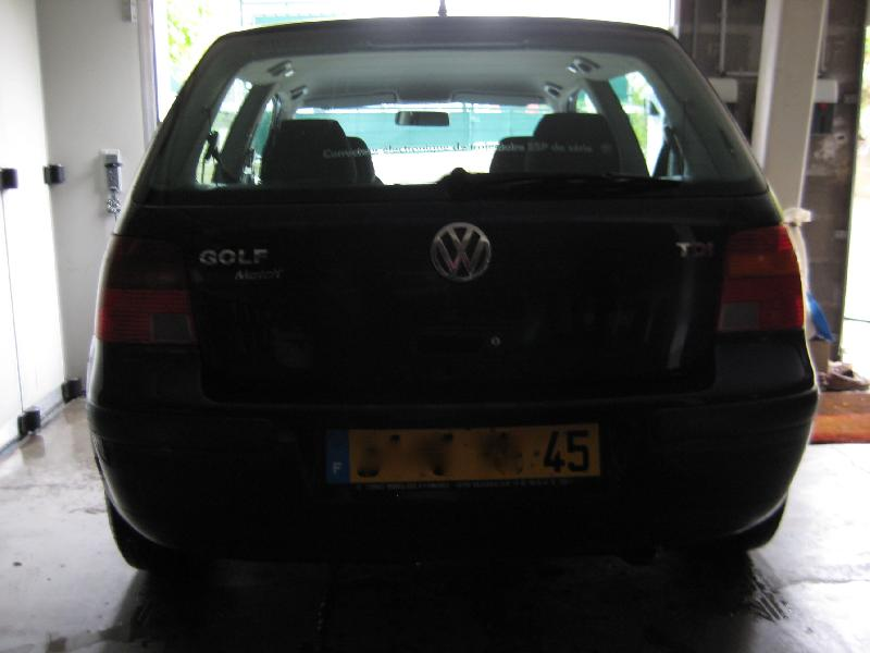 Golf iv tdi 130 match 2003 garage des golf iv tdi for Garage auto igny