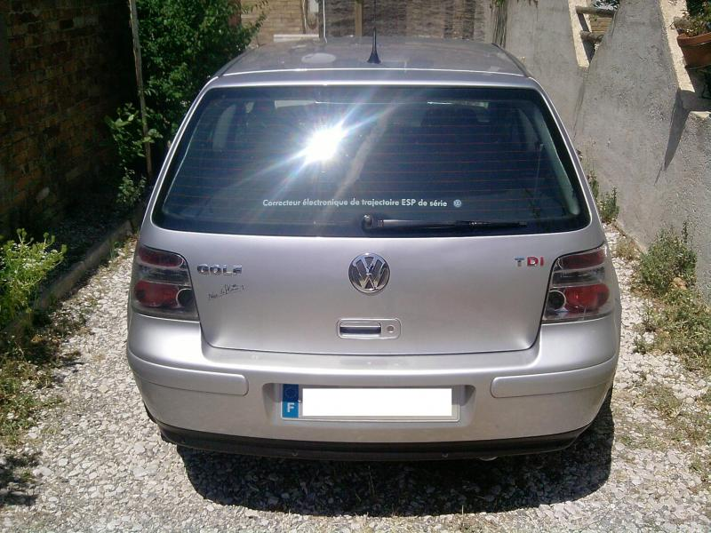 Golf 4 tdi 130 macht ii de tergame garage des golf iv for Garage volkswagen salon de provence