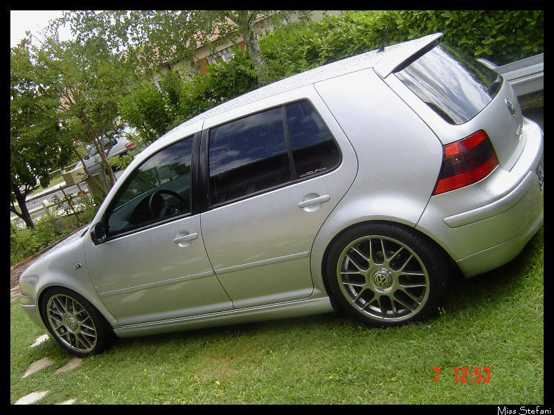 Golf mkiv highline de jason 11 shoot glastint for Garage teinte vitre voiture